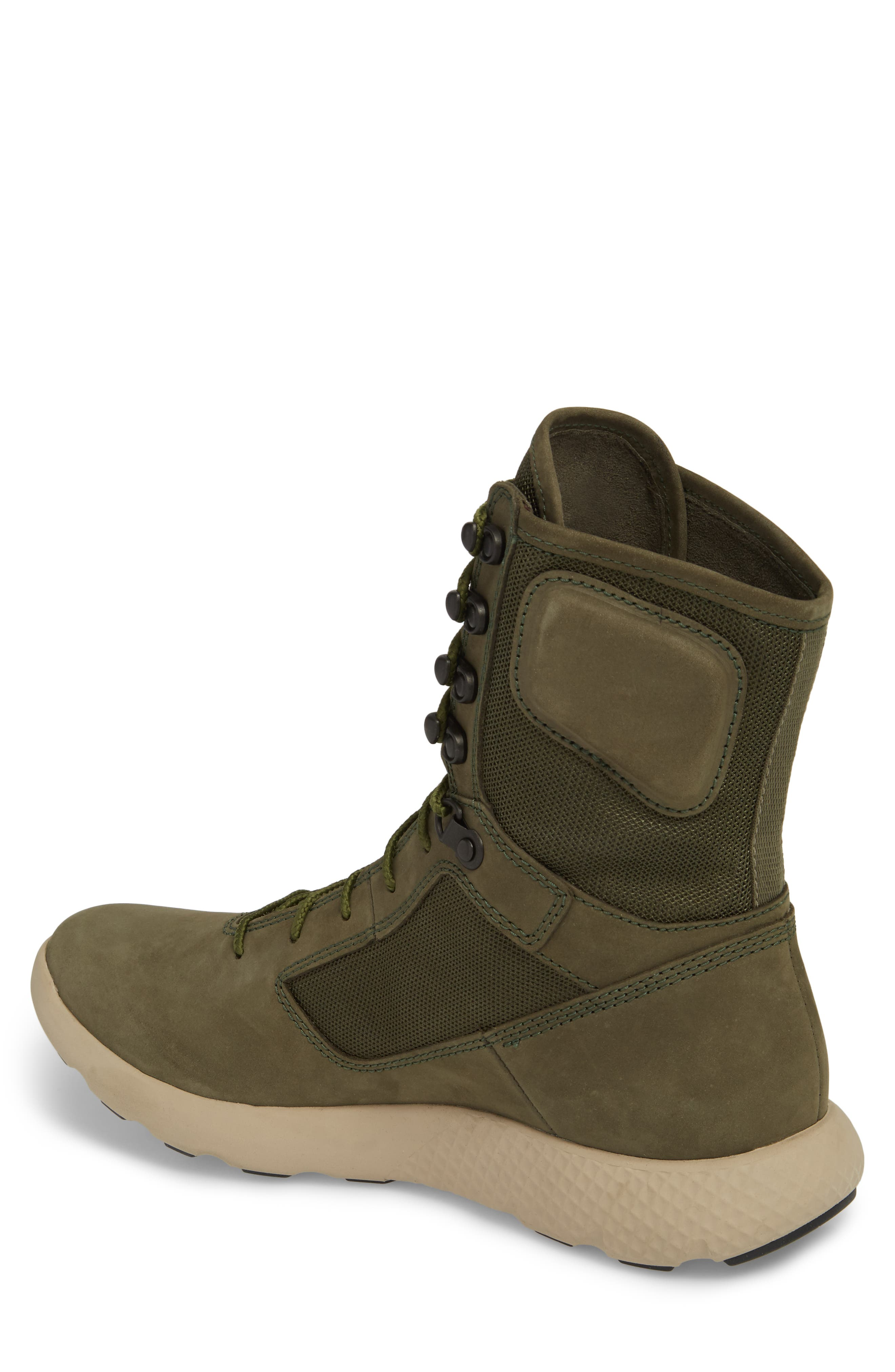 FlyRoam Tactical Boot,                             Alternate thumbnail 2, color,                             Grape Leaf Nubuck Leather
