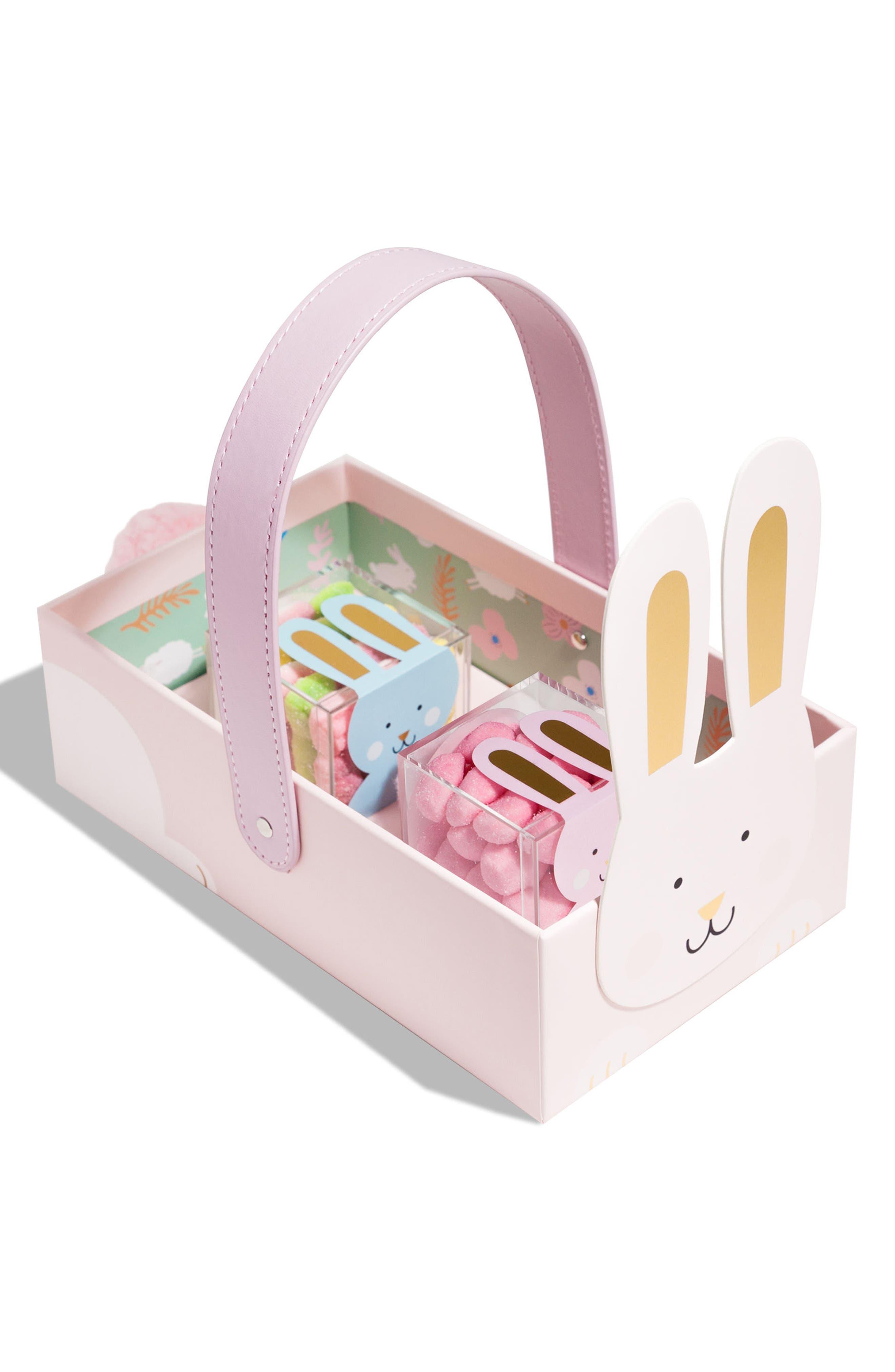 sugarfina Bunny Basket 3-Piece Gift Set