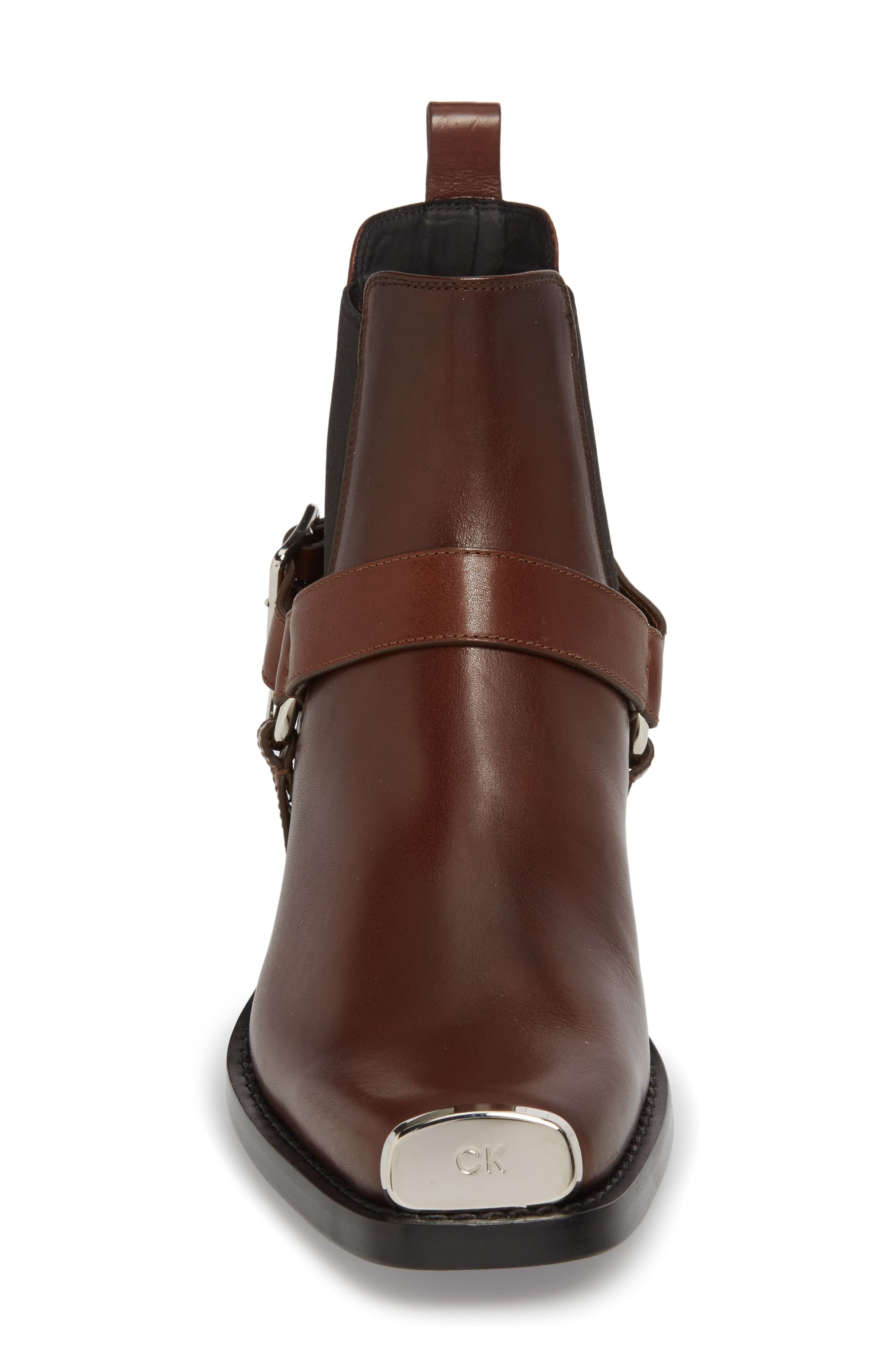 Alternate Image 4  - CALVIN KLEIN 205W39NYC Harness Chelsea Boot (Men)
