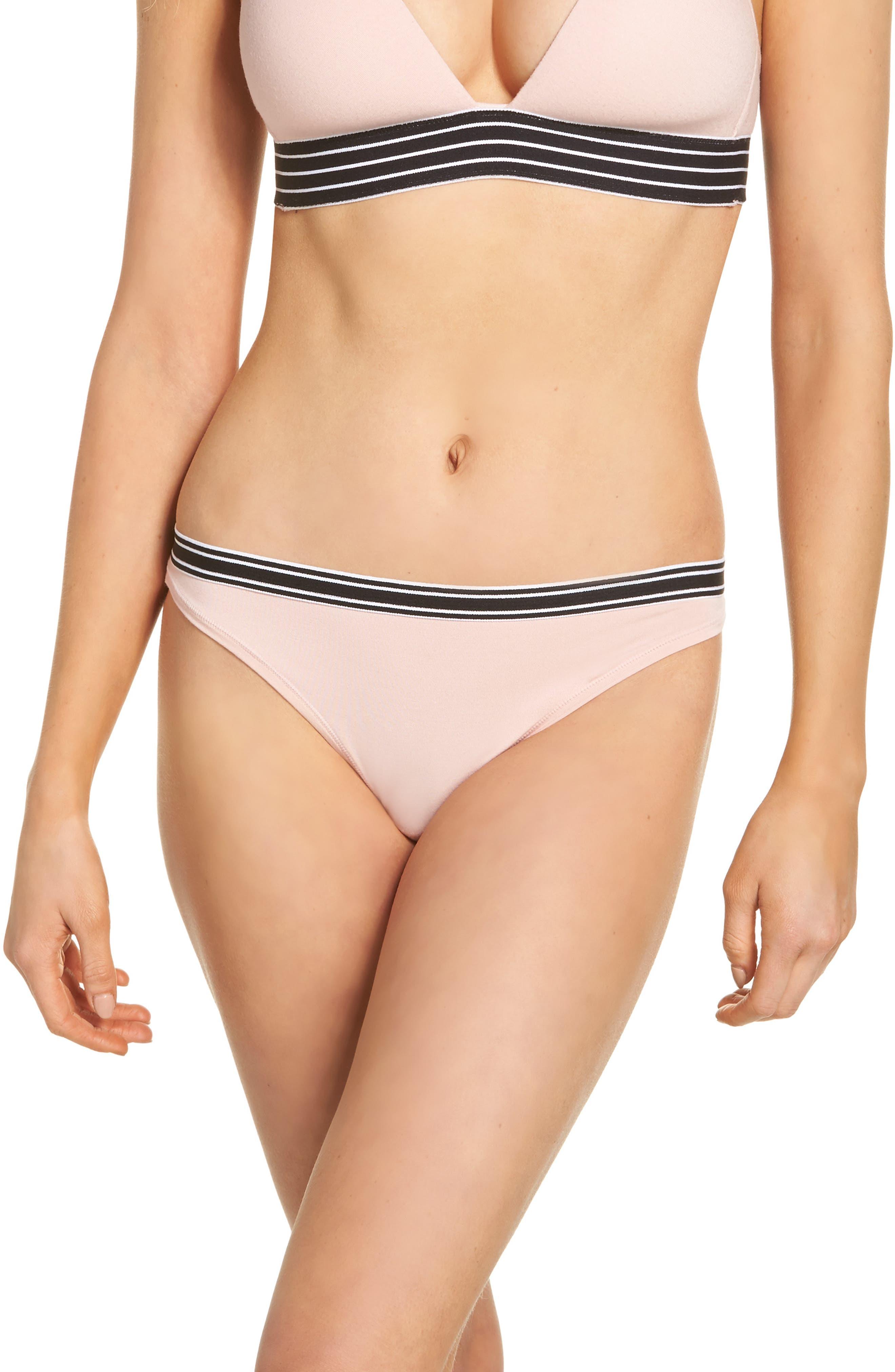 Thong,                         Main,                         color, Pink Silver