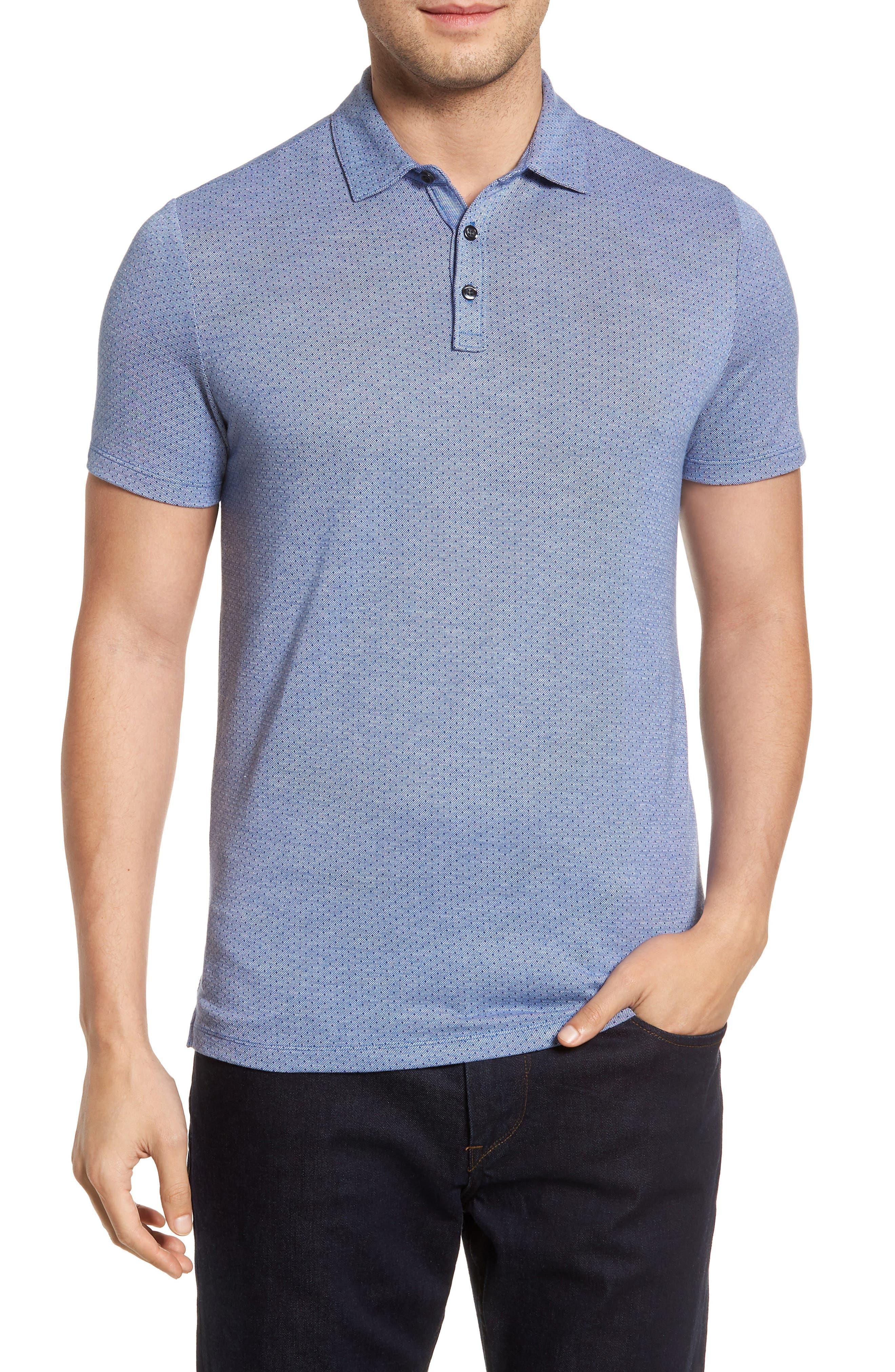 Main Image - Robert Barakett Johnson Sport Shirt