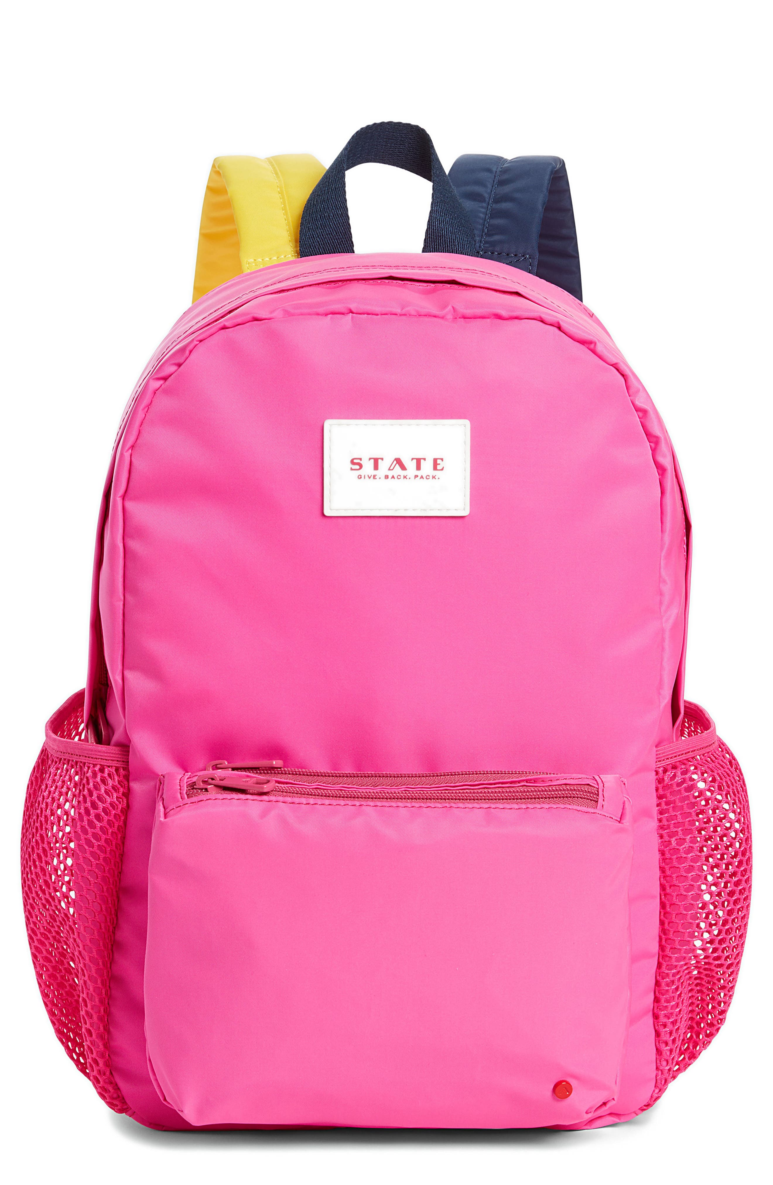 STATE Bags Lawrence Backpack (Girls)