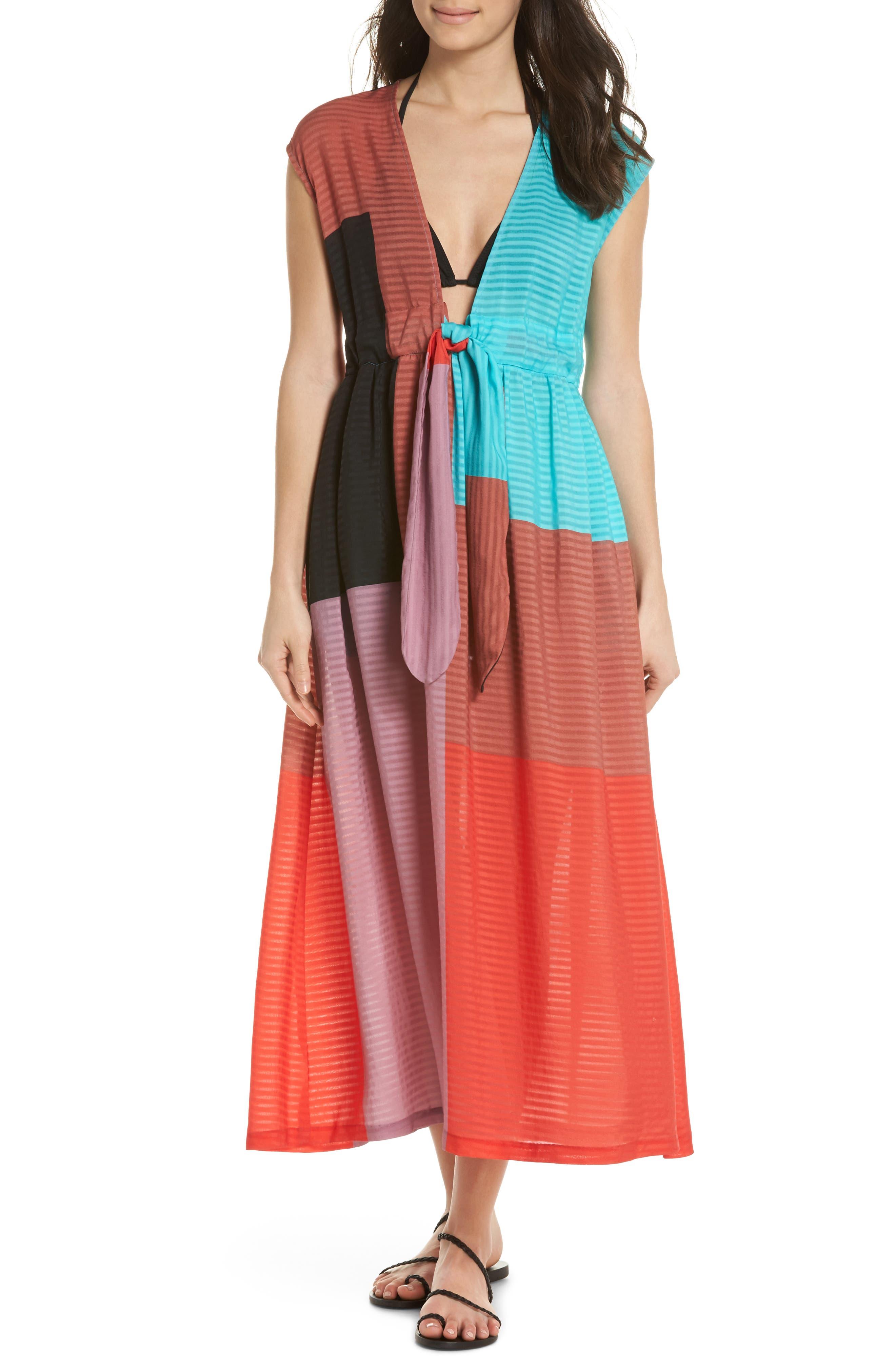 Main Image - Mara Hoffman Katinka Cover-Up Dress