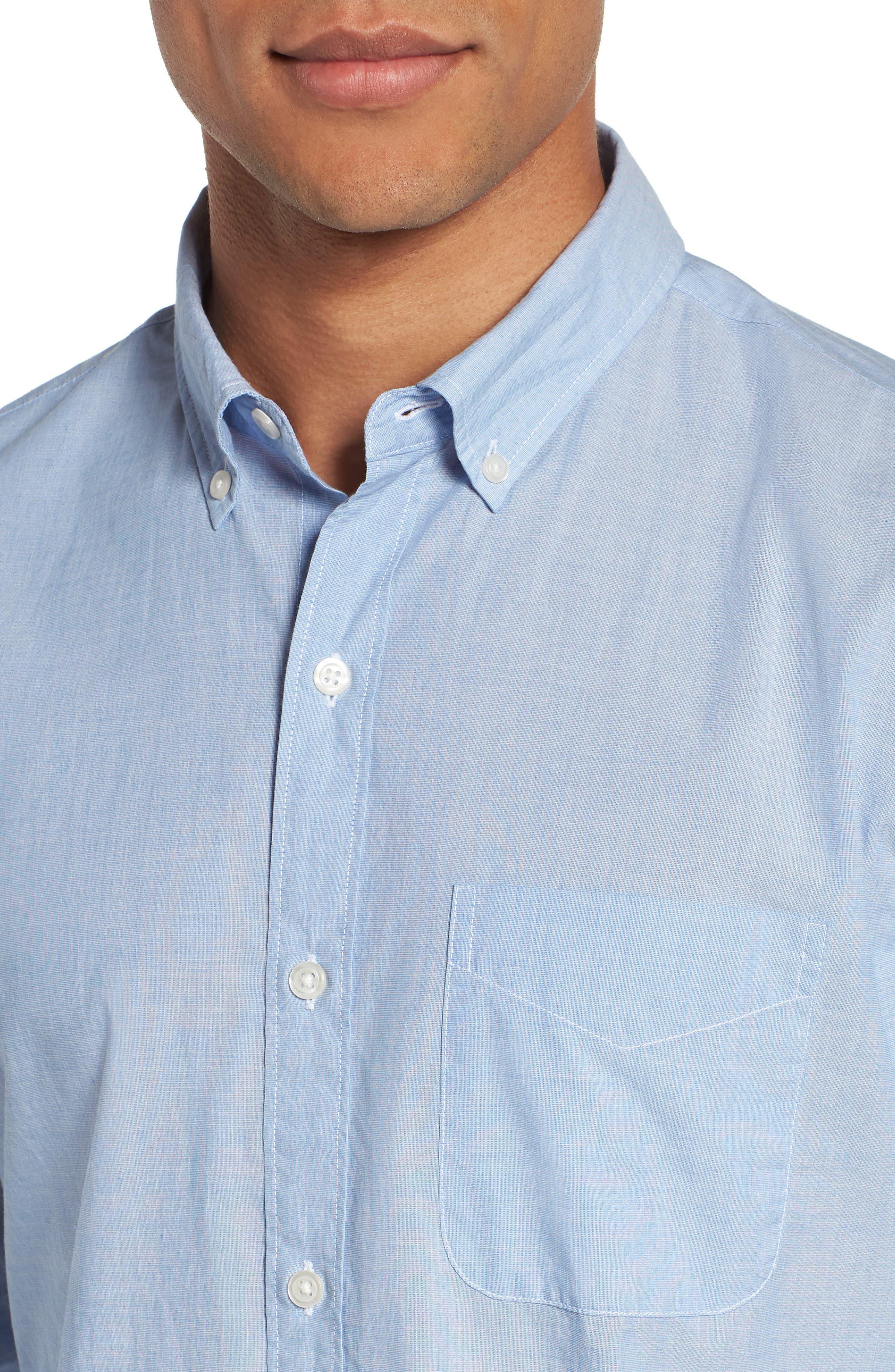Summerweight Slim Fit Sport Shirt,                             Alternate thumbnail 2, color,                             Rip Curl