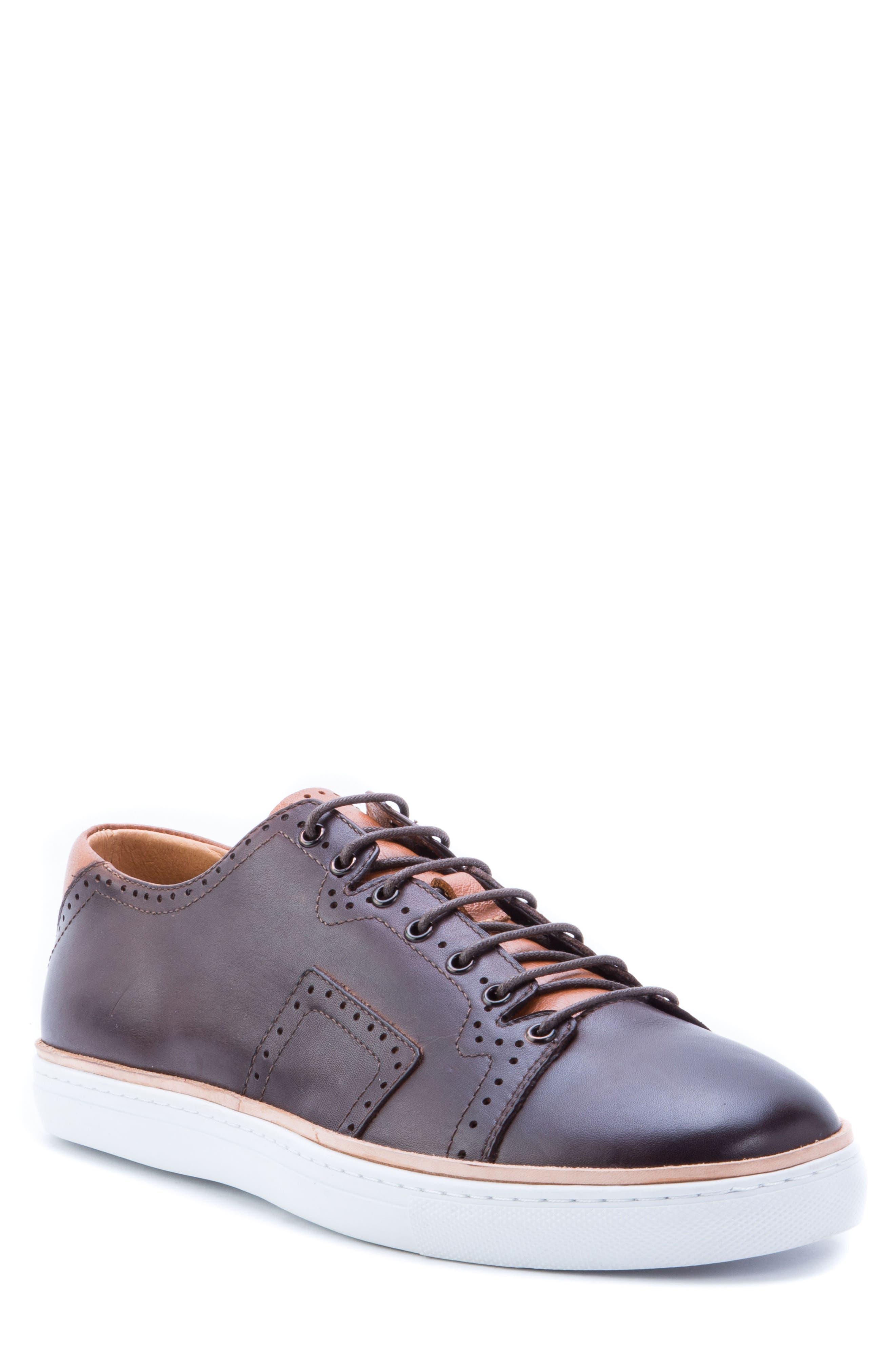 Robert Graham Marti Low Top Sneaker (Men)