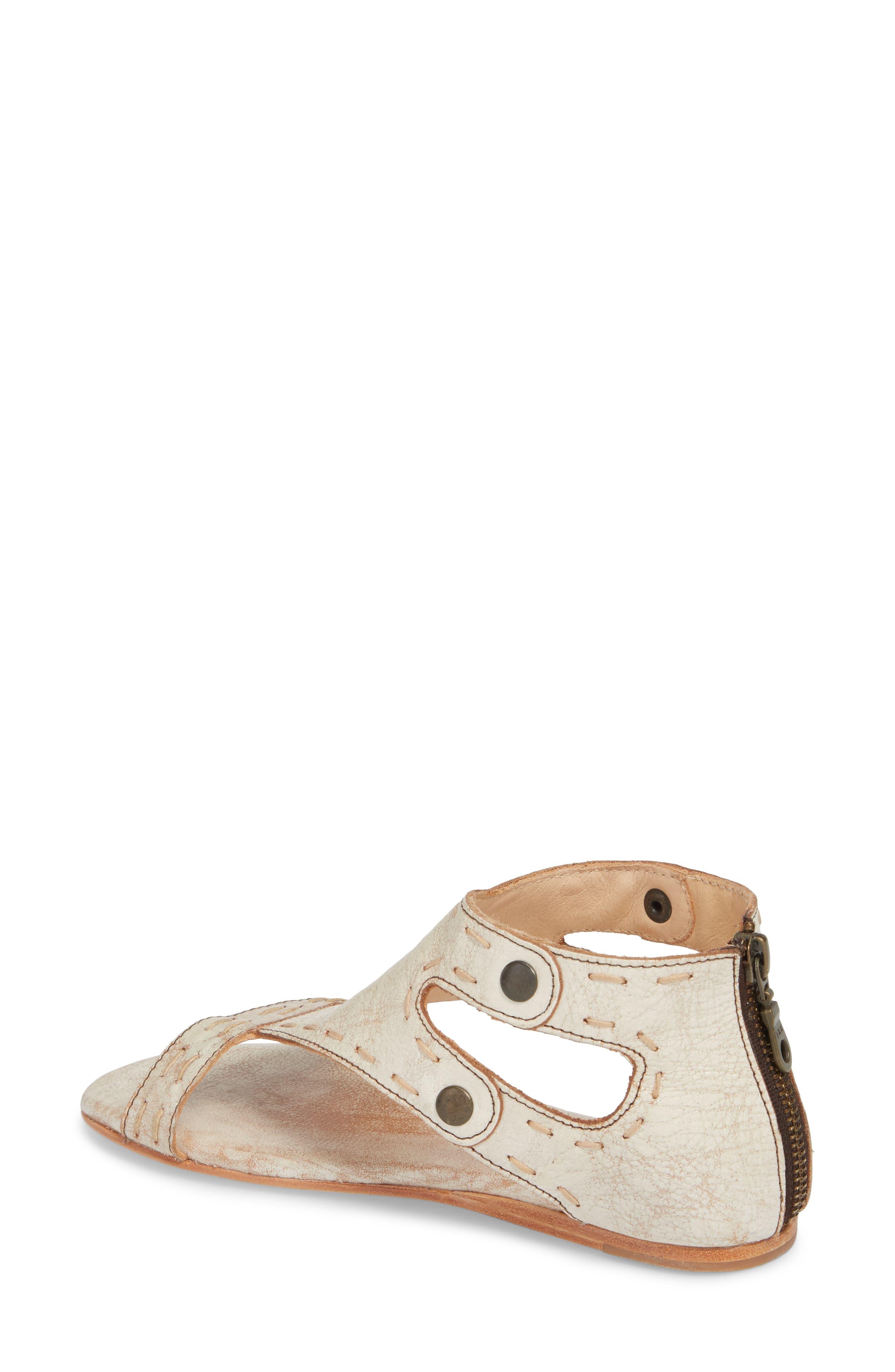 Soto Sandal,                             Alternate thumbnail 2, color,                             Nectar Leather