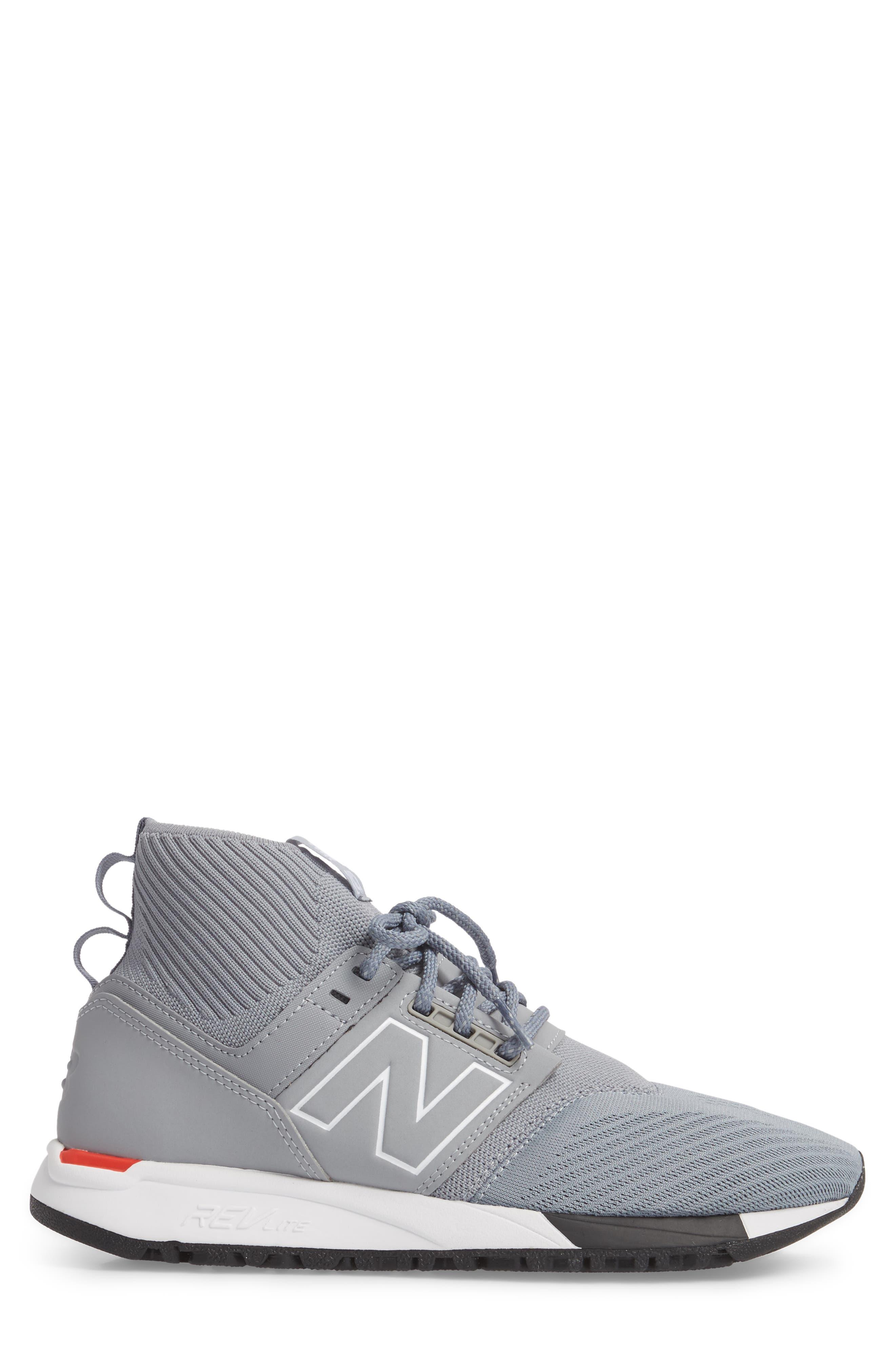Alternate Image 3  - New Balance 247 Mid Sneaker (Men)