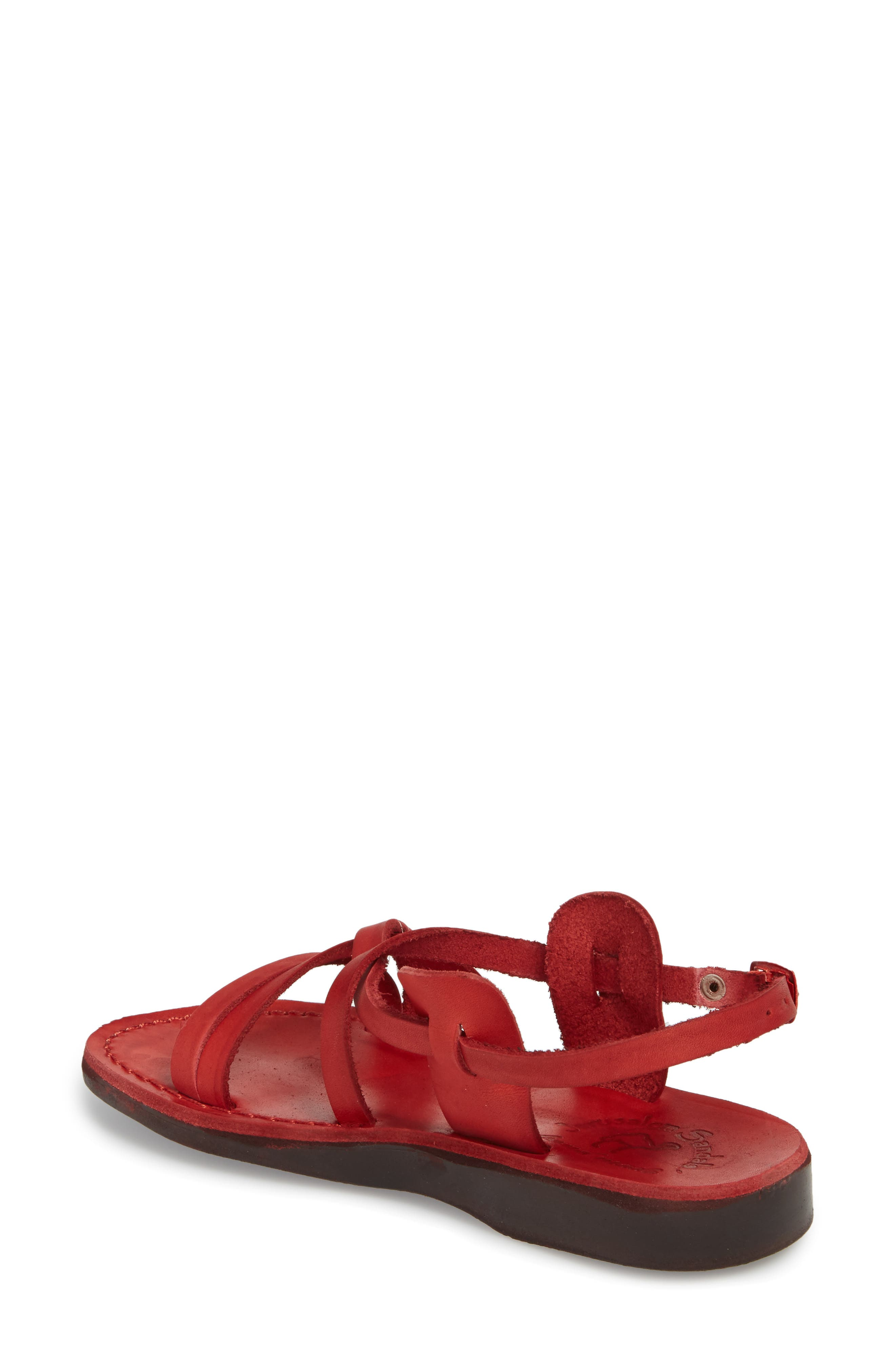 Alternate Image 2  - Jerusalem Sandals Tzippora Slingback Sandal (Women)