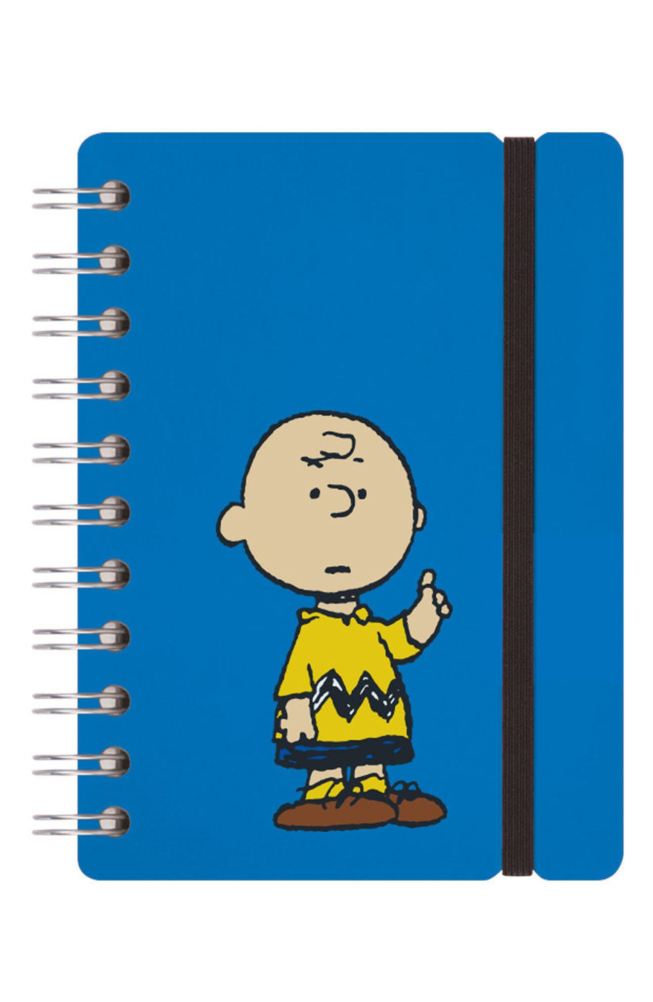 Vacavaliente Charlie Brown A6 Ruled Notebook (Limited Edition) (Nordstrom Exclusive)