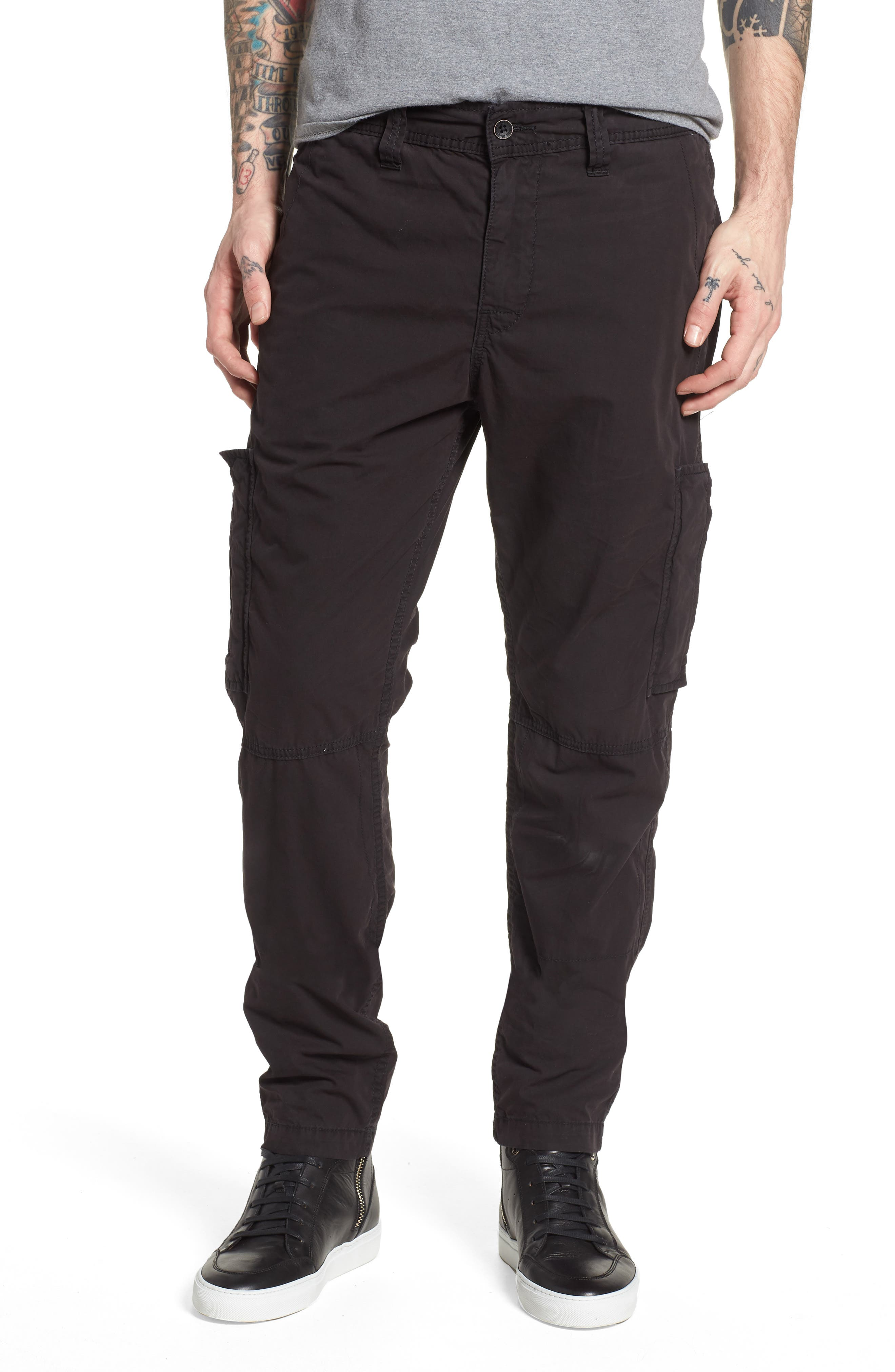 Officer Field Pants,                         Main,                         color, Black
