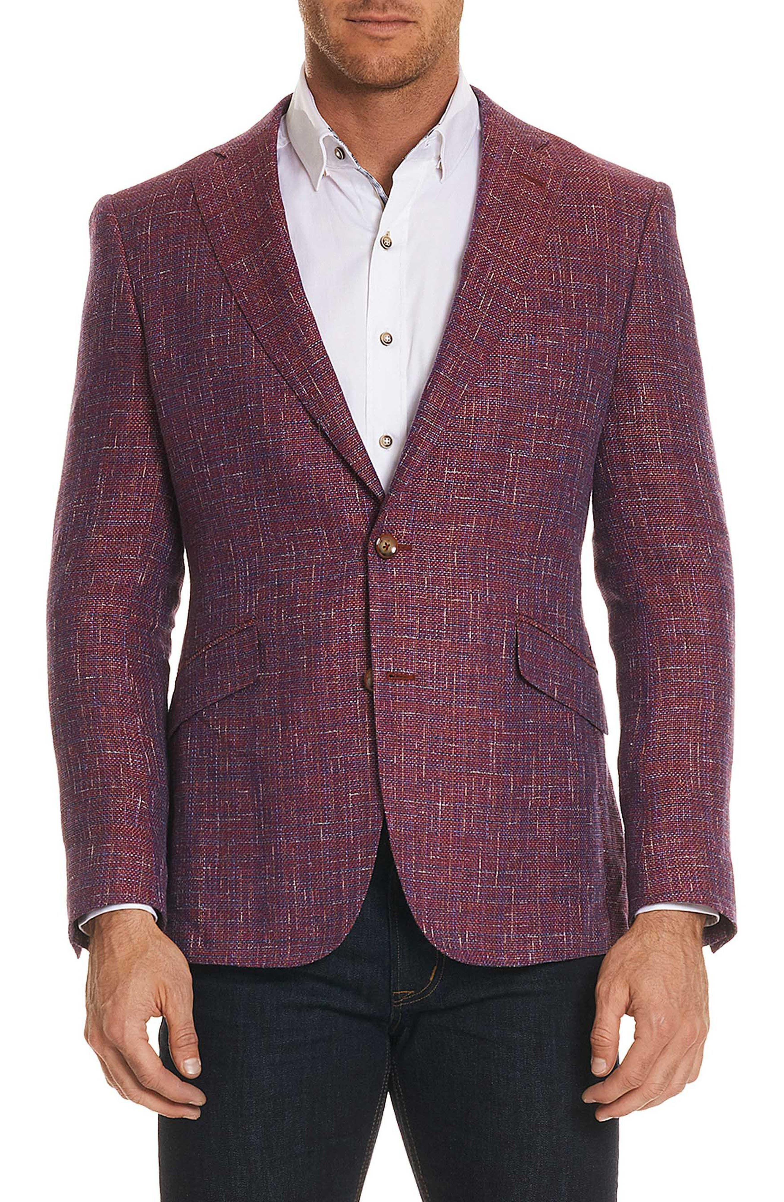 Robert Graham Jeremy Tailored Fit Sportcoat