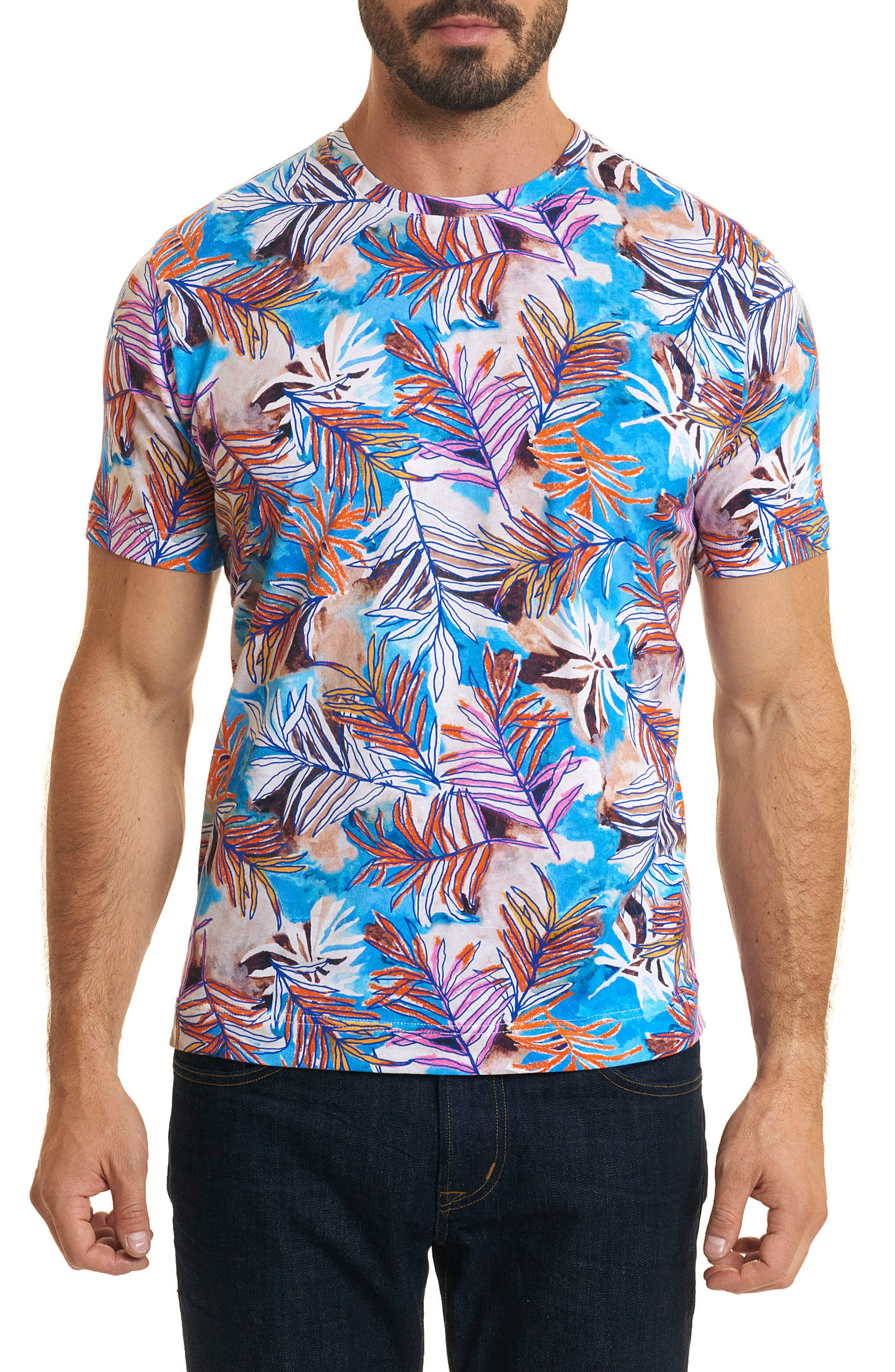 Robert Graham Freshwater Classic Fit T-Shirt
