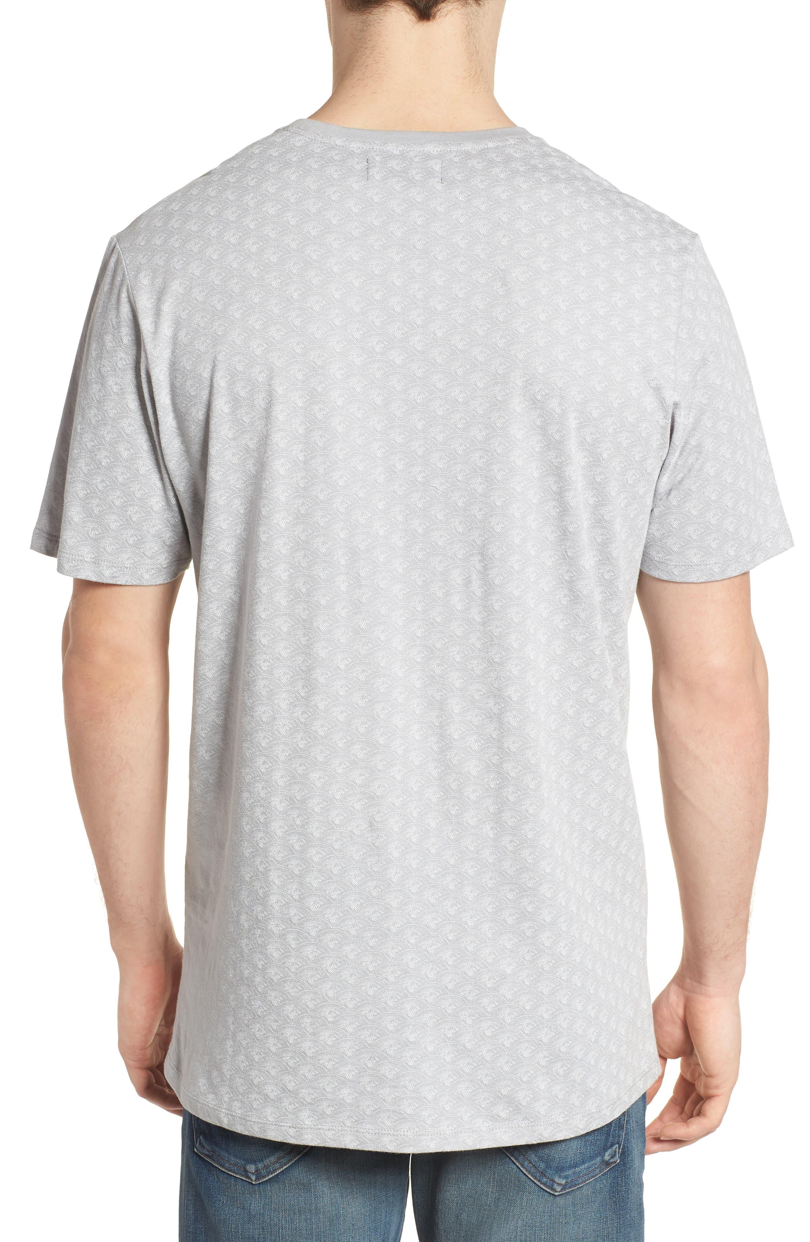 Pescado Short Sleeve T-Shirt,                             Alternate thumbnail 2, color,                             Sail