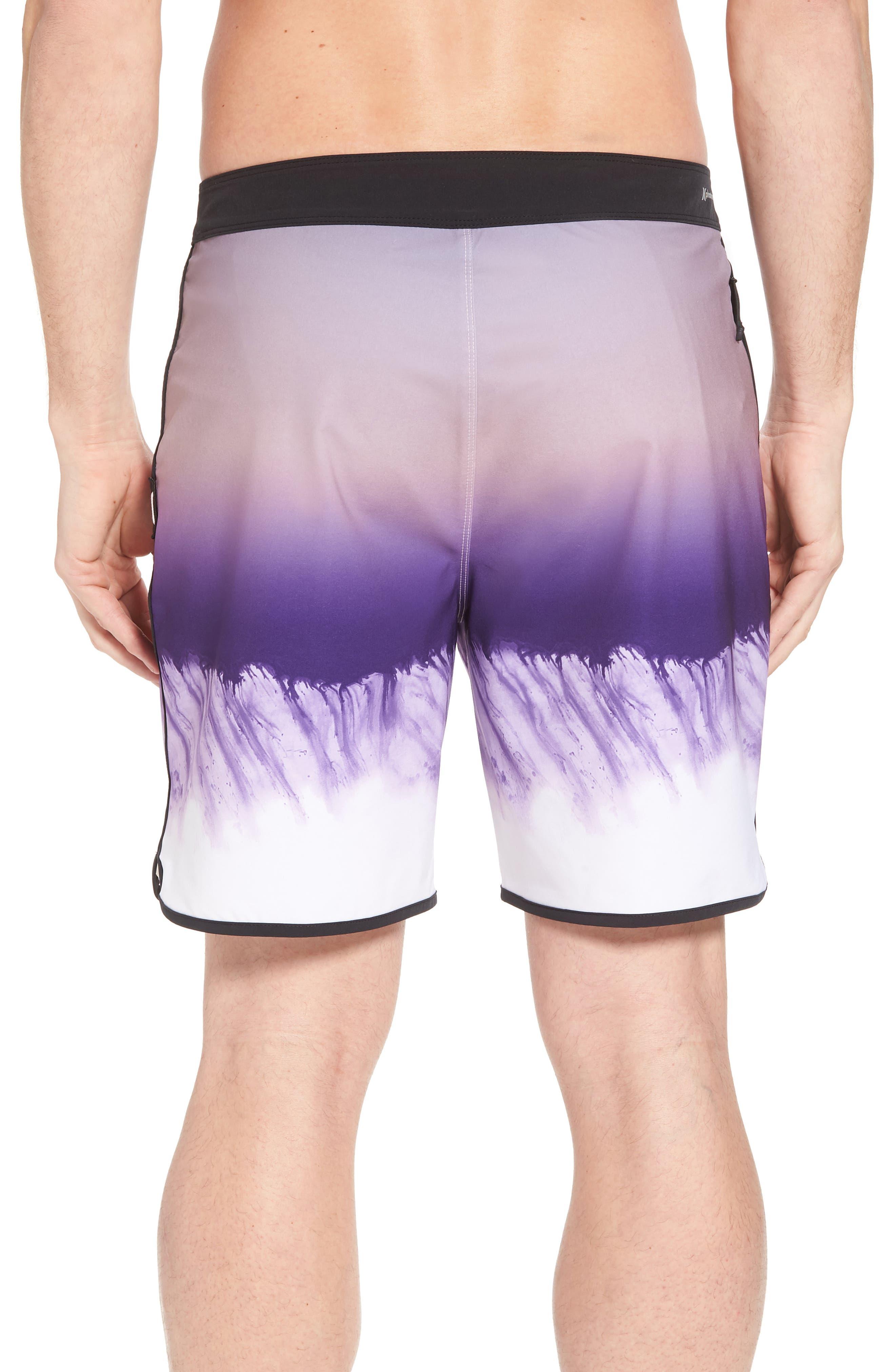 Phantom Estuary Board Shorts,                             Alternate thumbnail 2, color,                             Elemental Rose