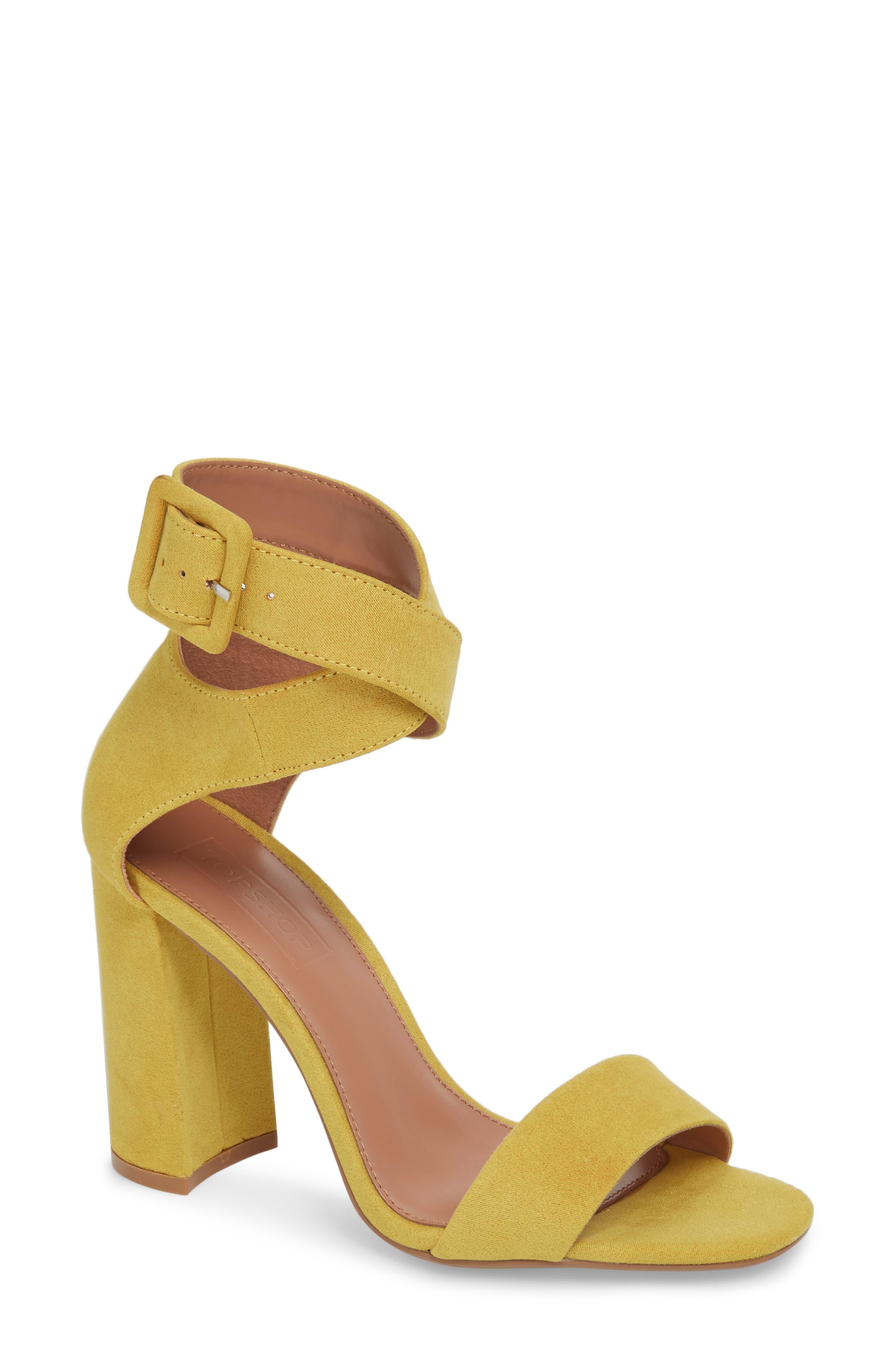 Topshop Sinitta Crossover Sandal (Women)