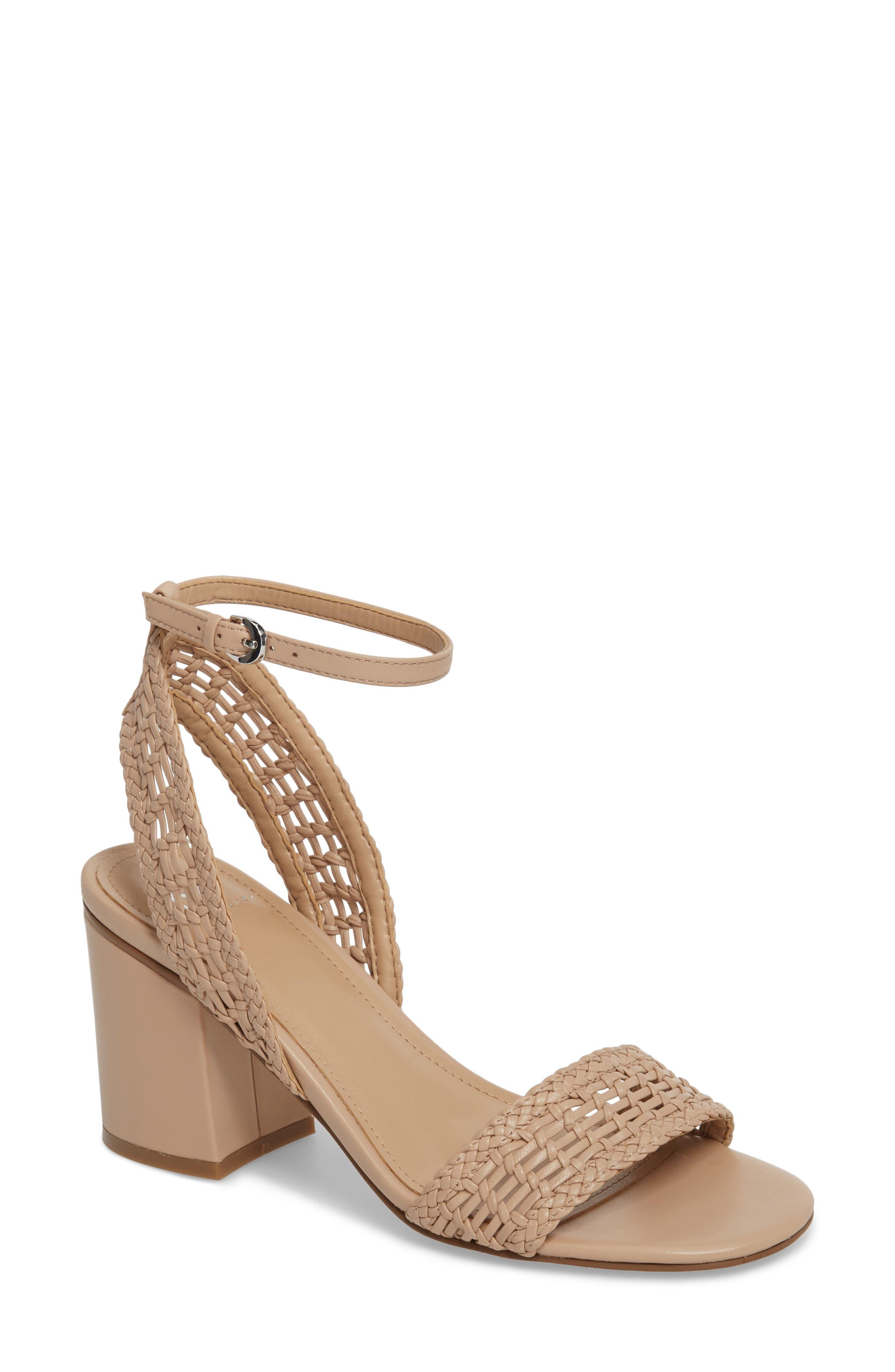 Marc Fisher LTD Amere Ankle Strap Sandal (Women)