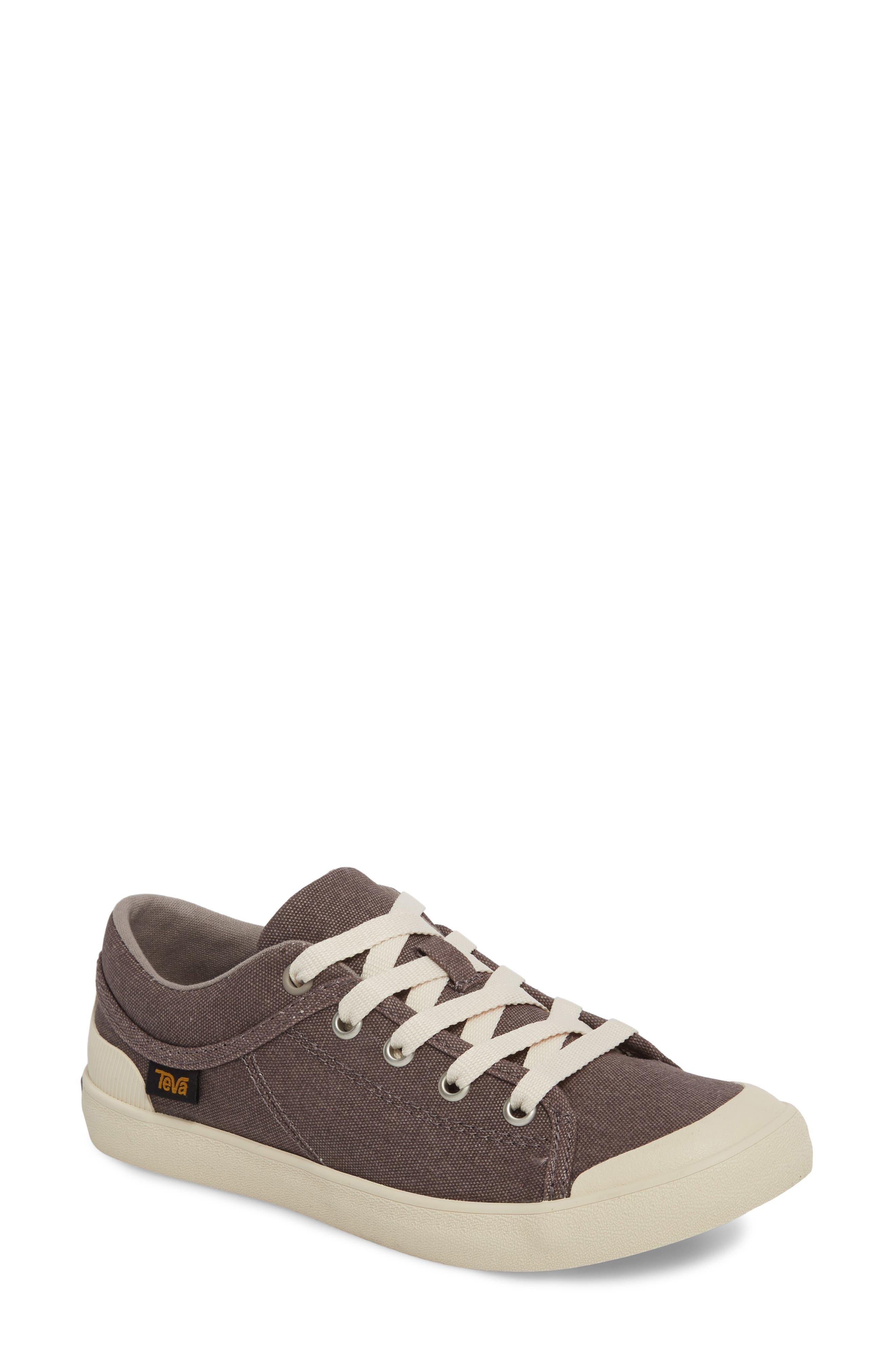 'Freewheel' Sneaker,                             Main thumbnail 1, color,                             Plum Truffle