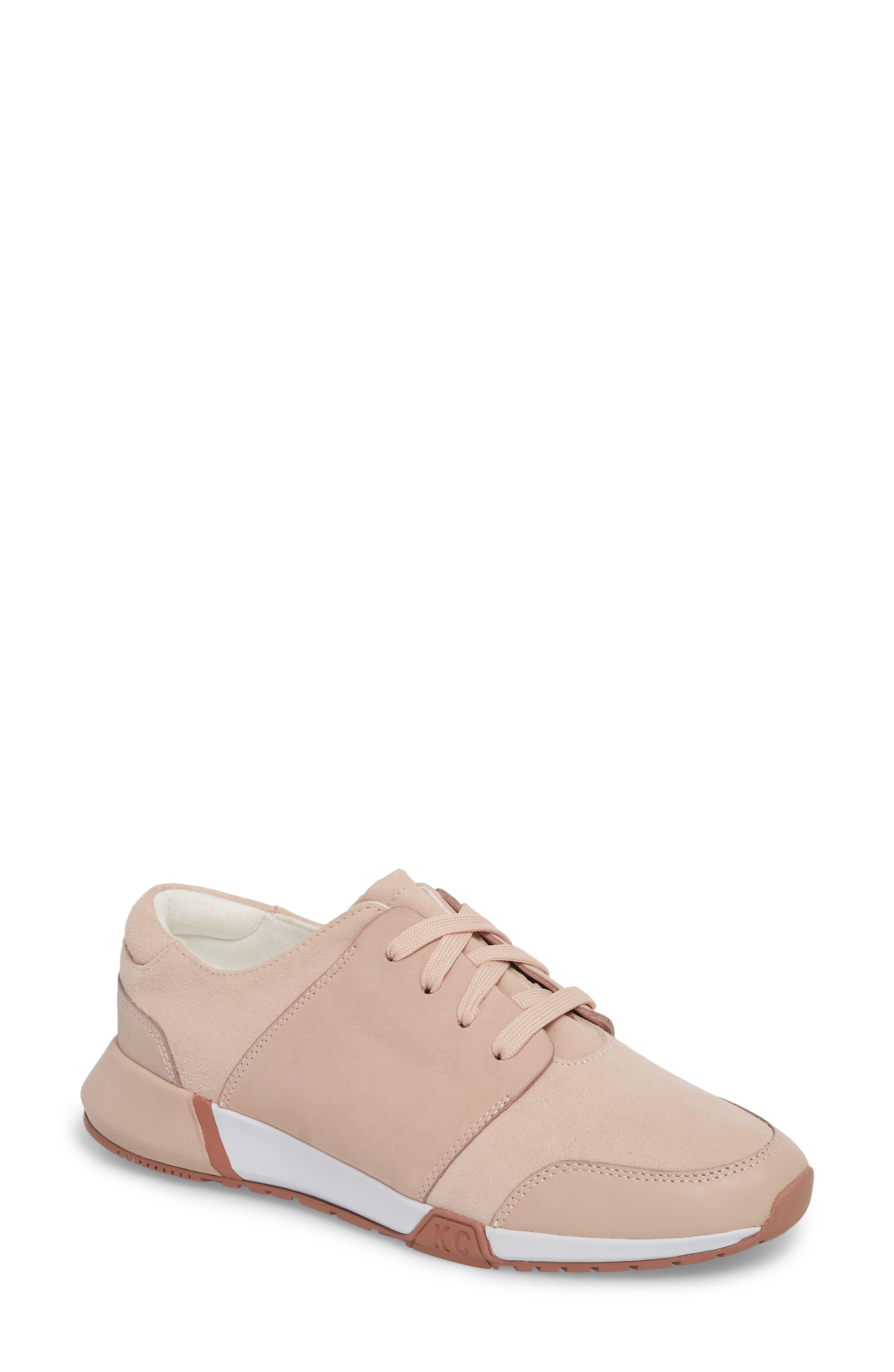 Sumner 2 Sneaker,                         Main,                         color, Rose Suede