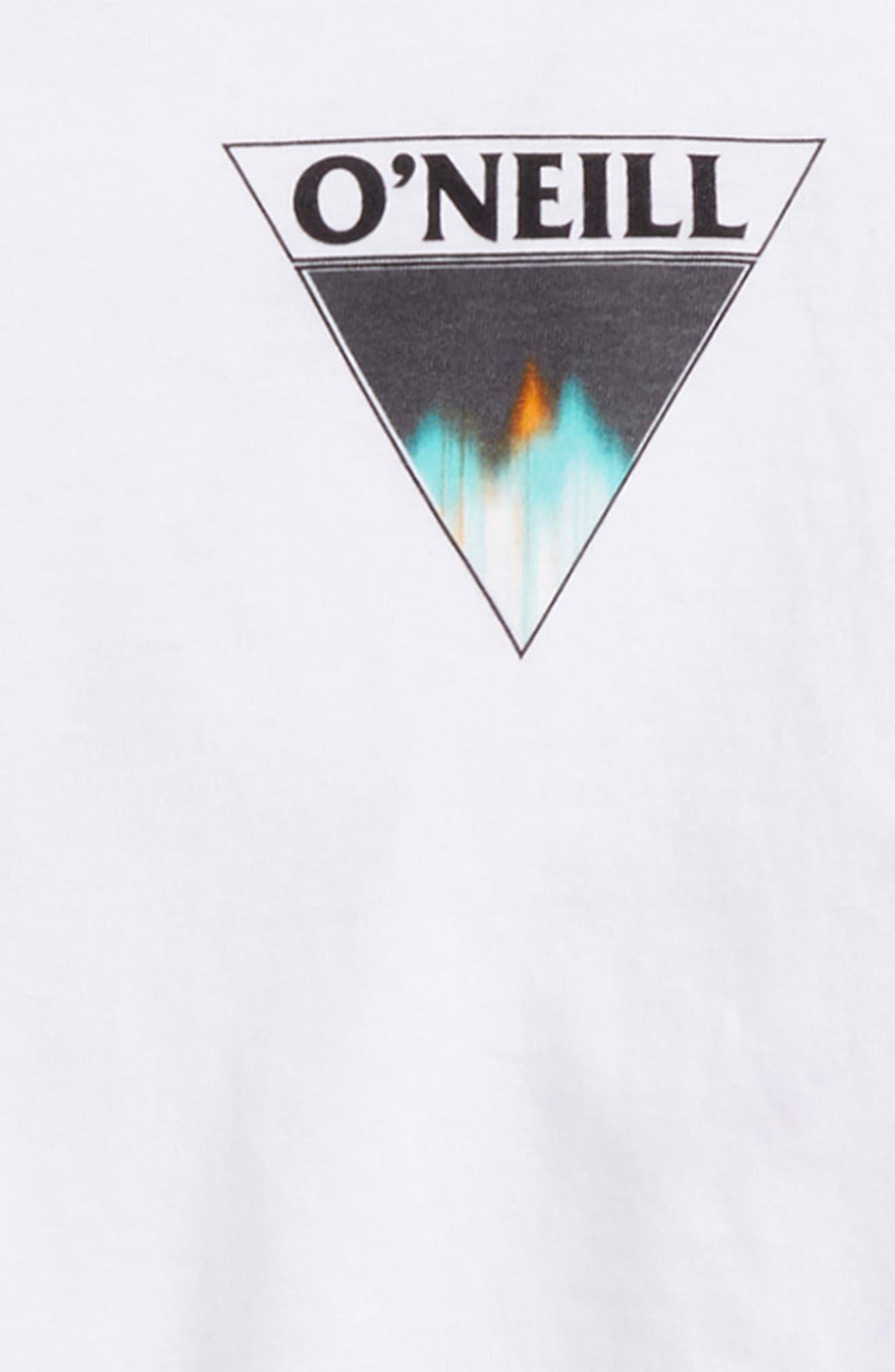 Alternate Image 3  - O'Neill Streaker Graphic T-Shirt (Big Boys)