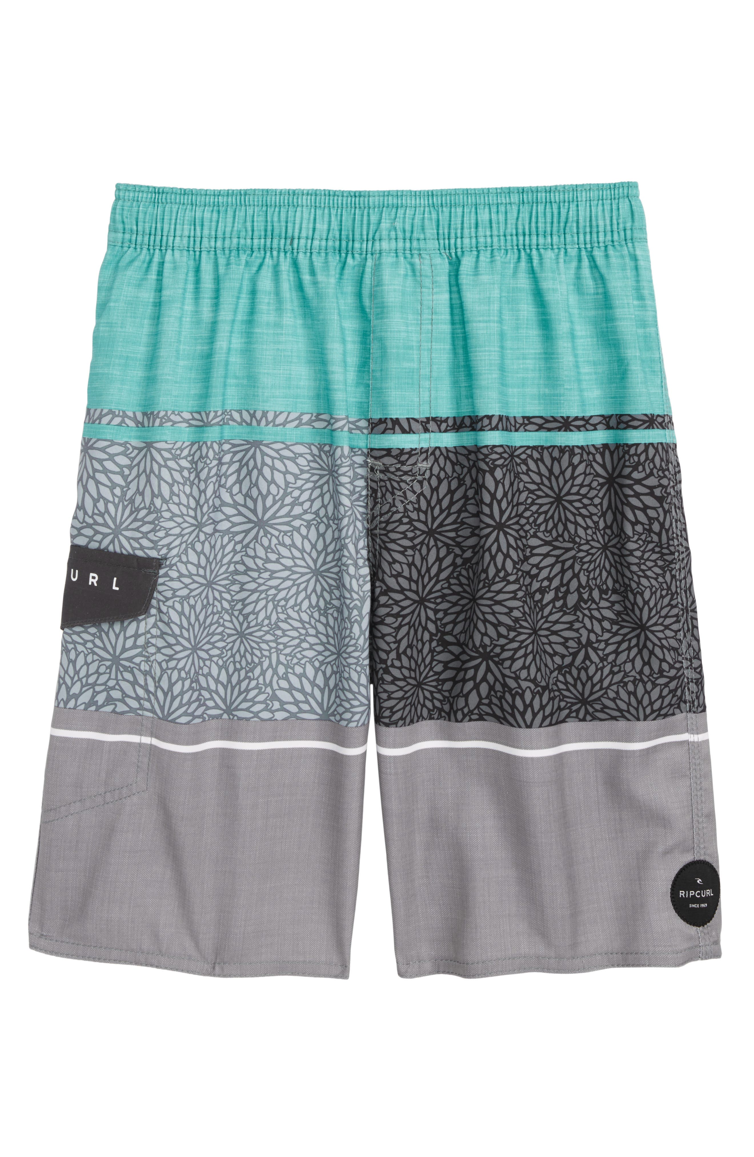 Alternate Image 1 Selected - Rip Curl First Point Volley Shorts (Big Boys)