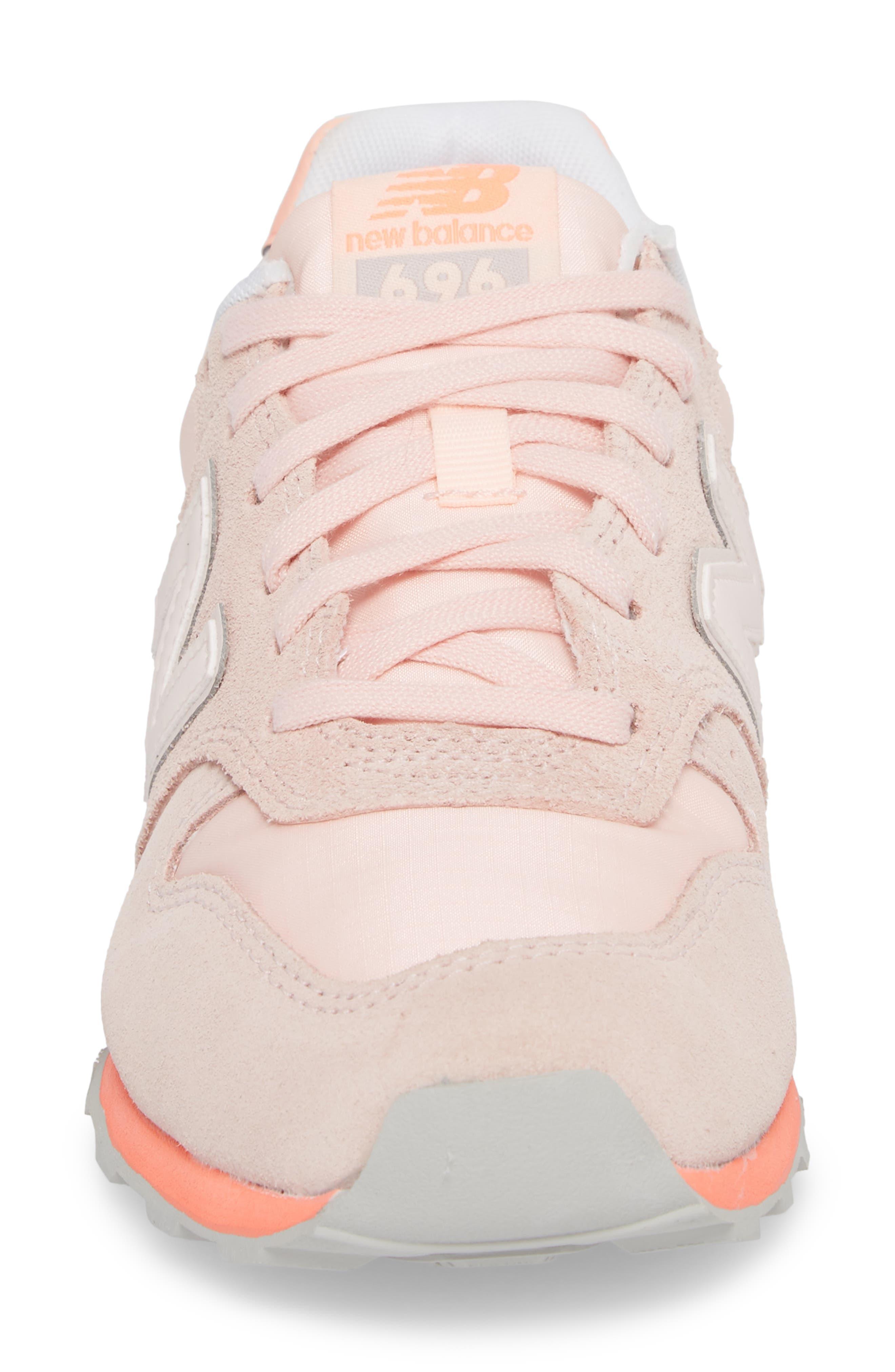 Alternate Image 4  - New Balance 696 Suede Sneaker (Women)