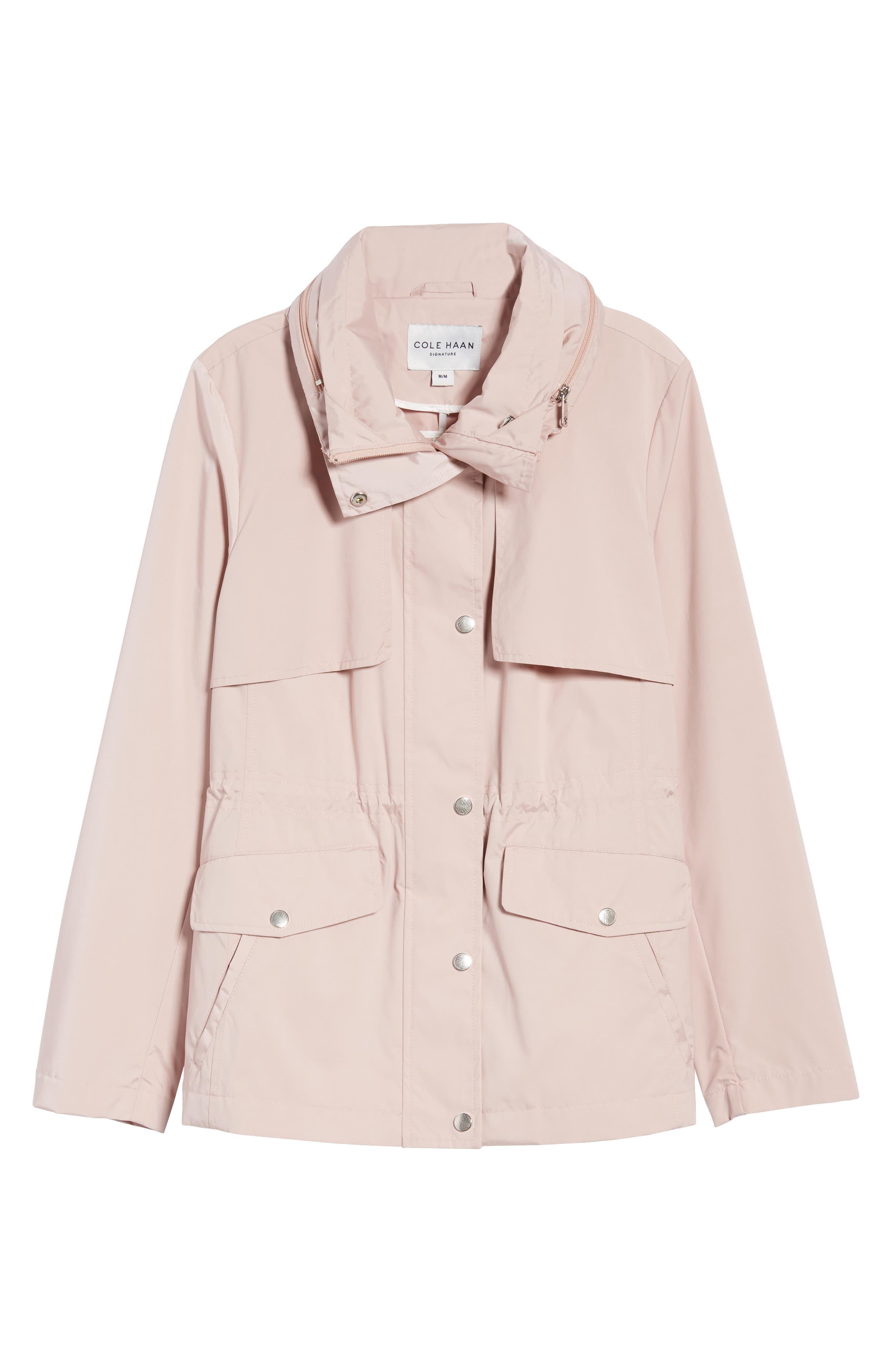 Cole Haan Signature Packable Raincoat