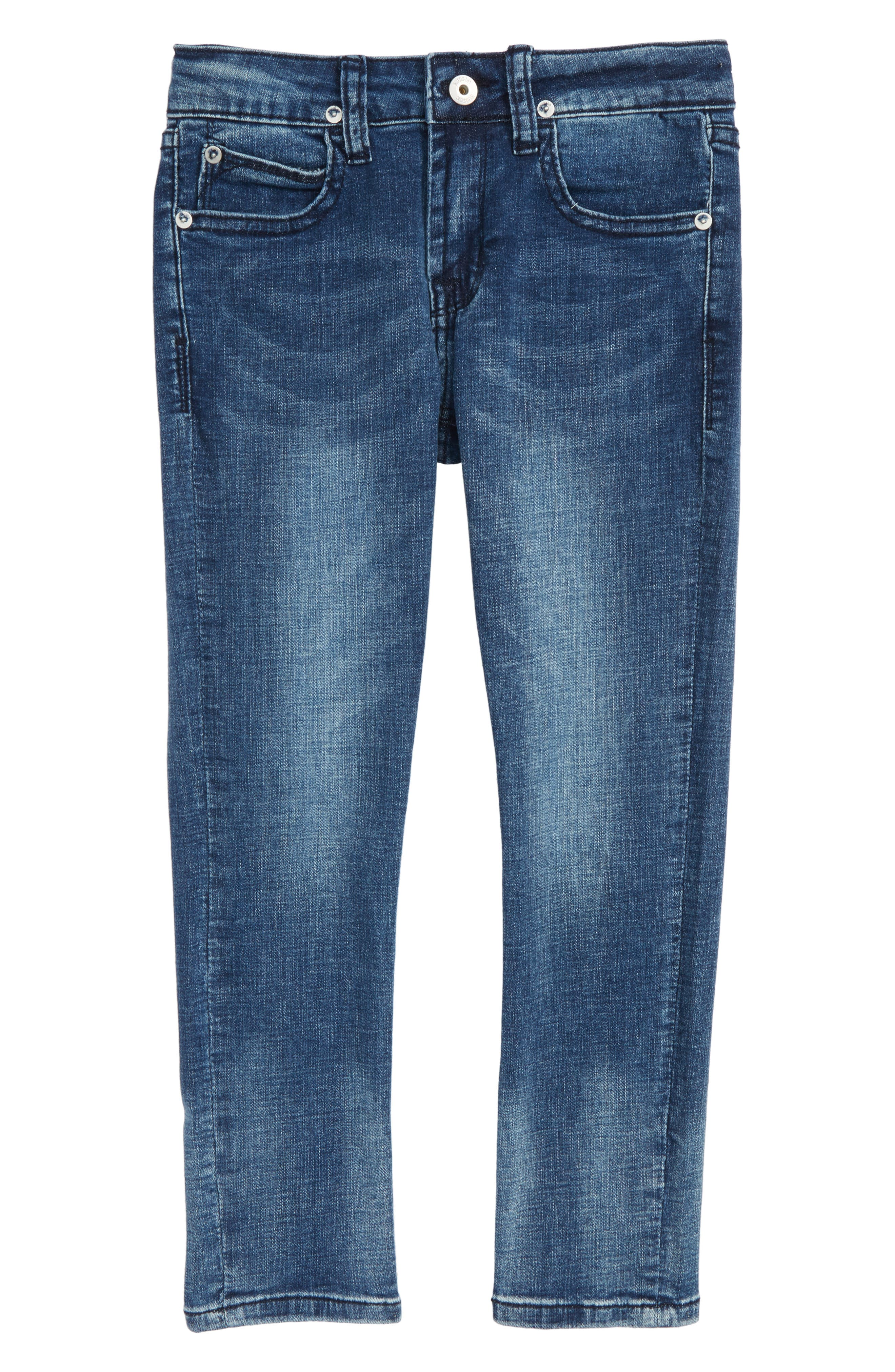 Hudson Kids Jagger Slim Fit Straight Leg Jeans (Toddler Boys & Little Boys)