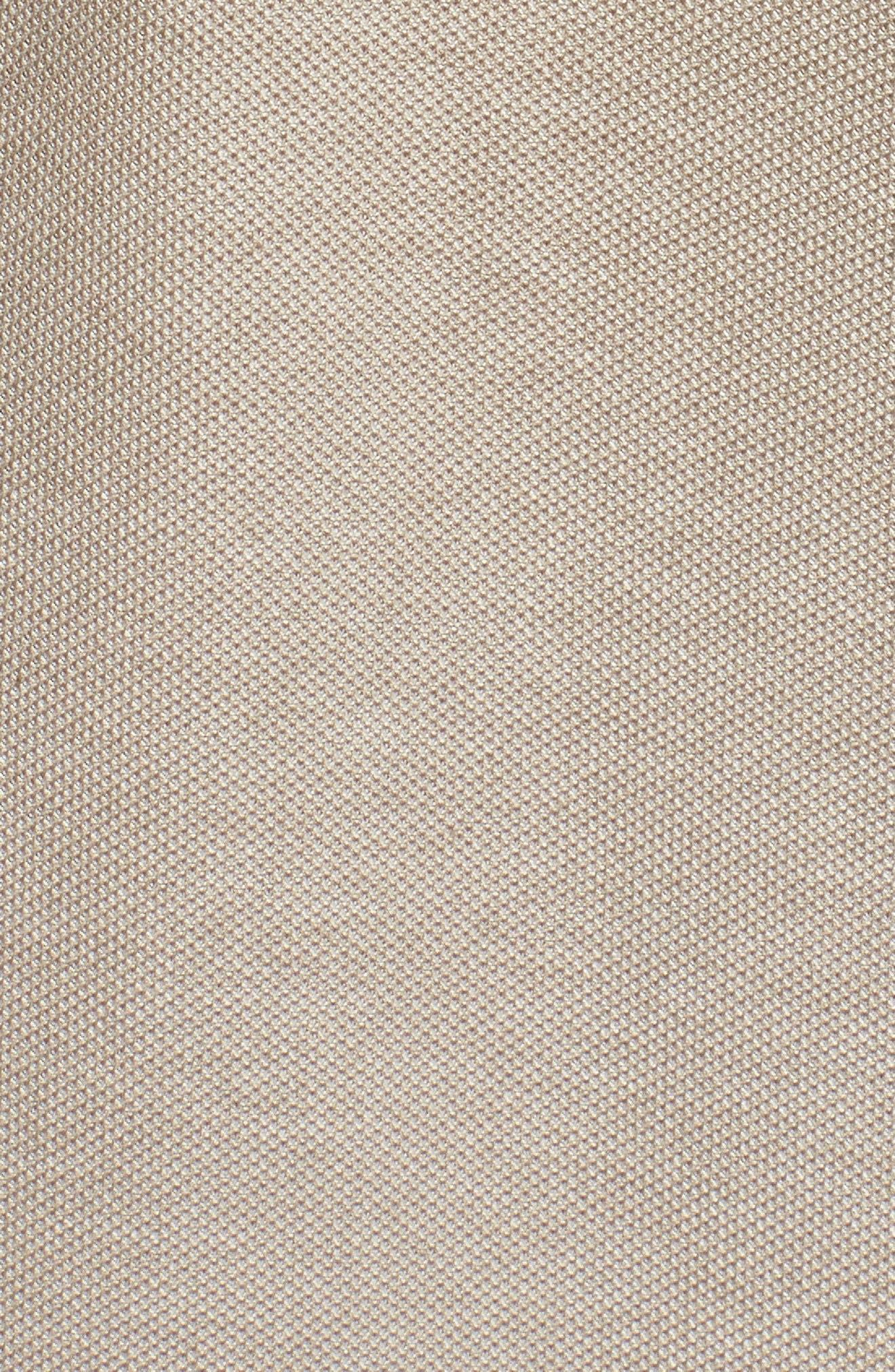Cotton Polo Shirt,                             Alternate thumbnail 5, color,                             Tan