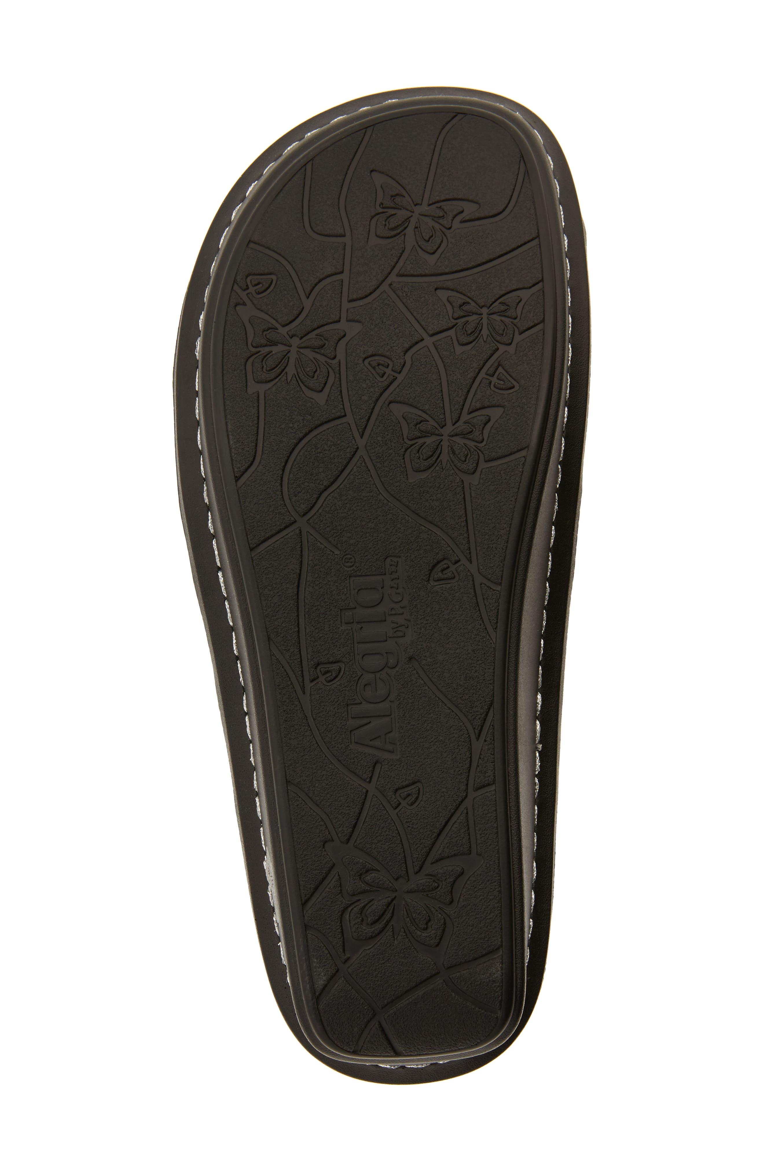 by PG Lite Victoriah Slide Sandal,                             Alternate thumbnail 6, color,                             Glimmer Glam Leather