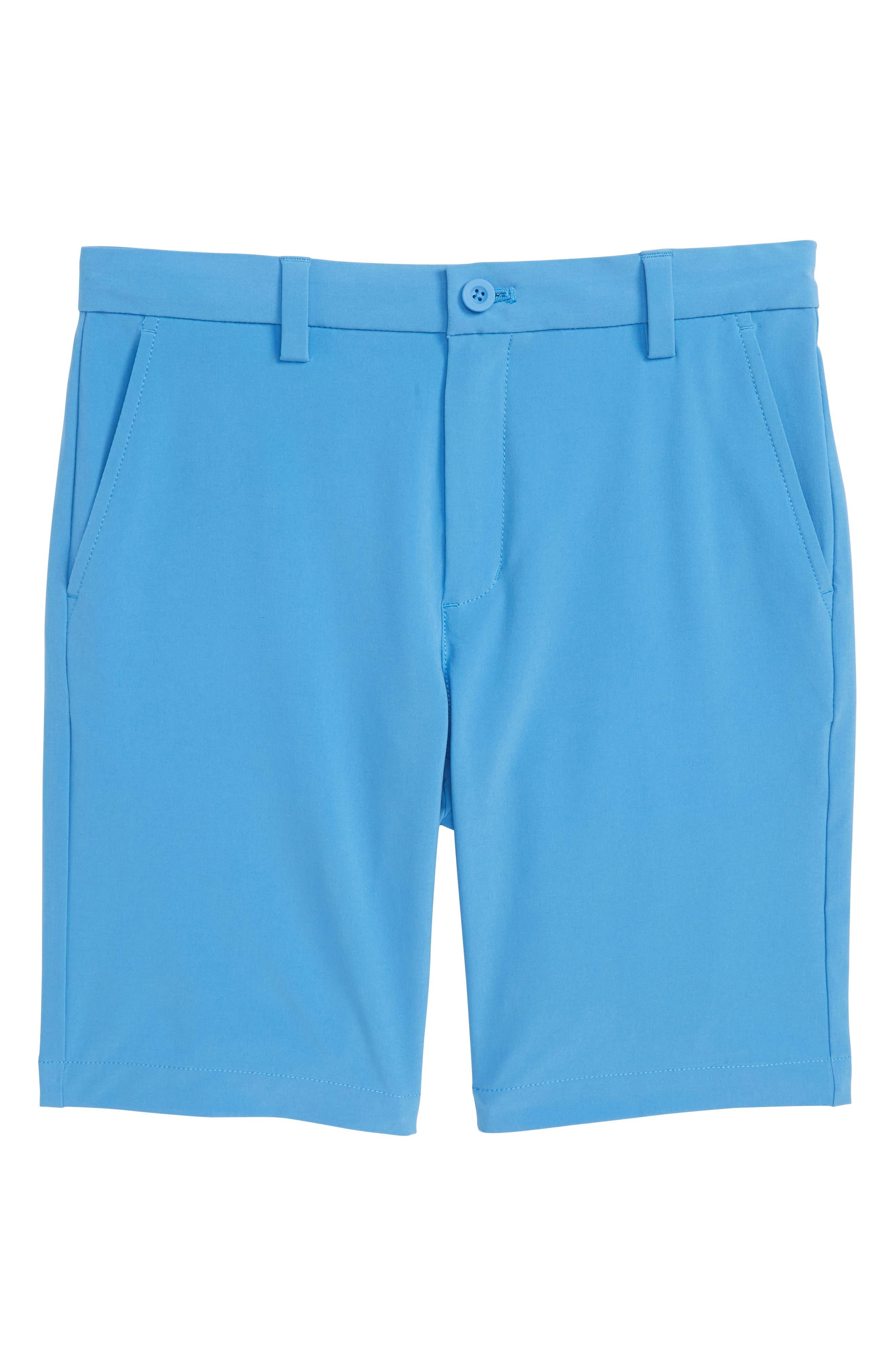 Performance Breaker Shorts,                             Main thumbnail 1, color,                             Hull Blue