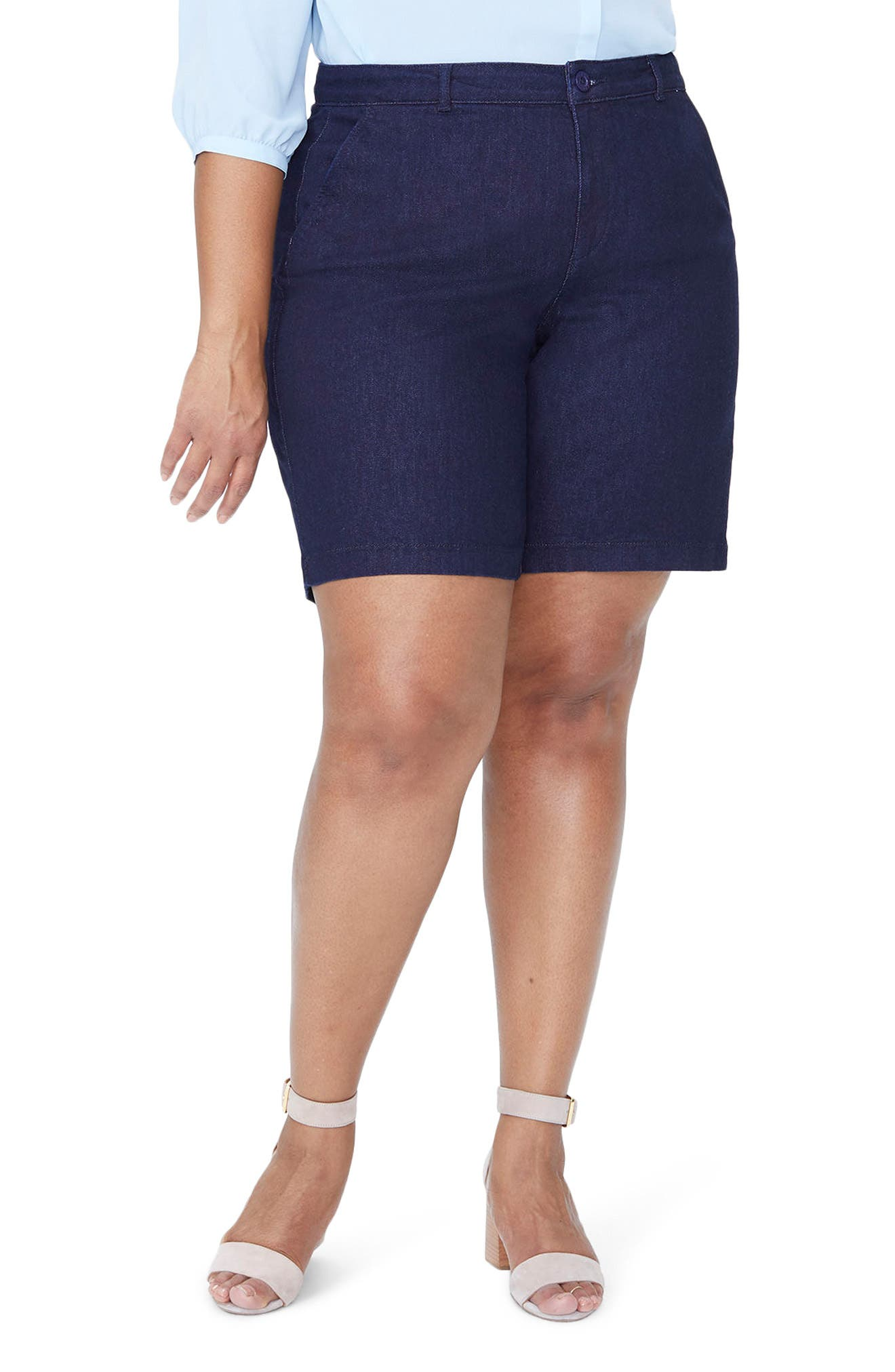 NYDJ Bermuda Shorts (Plus Size)