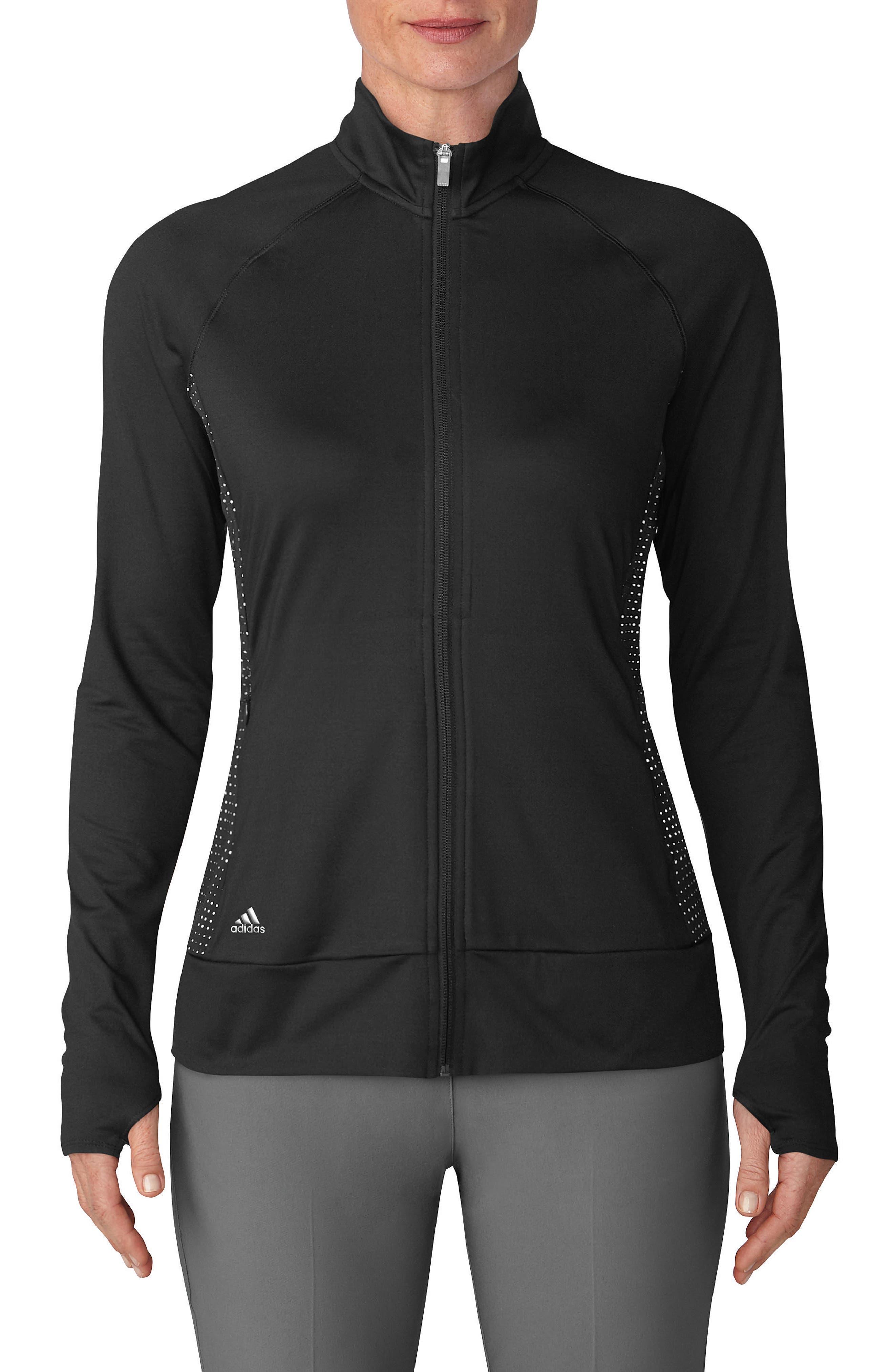 Range Wear Jacket,                         Main,                         color, Black