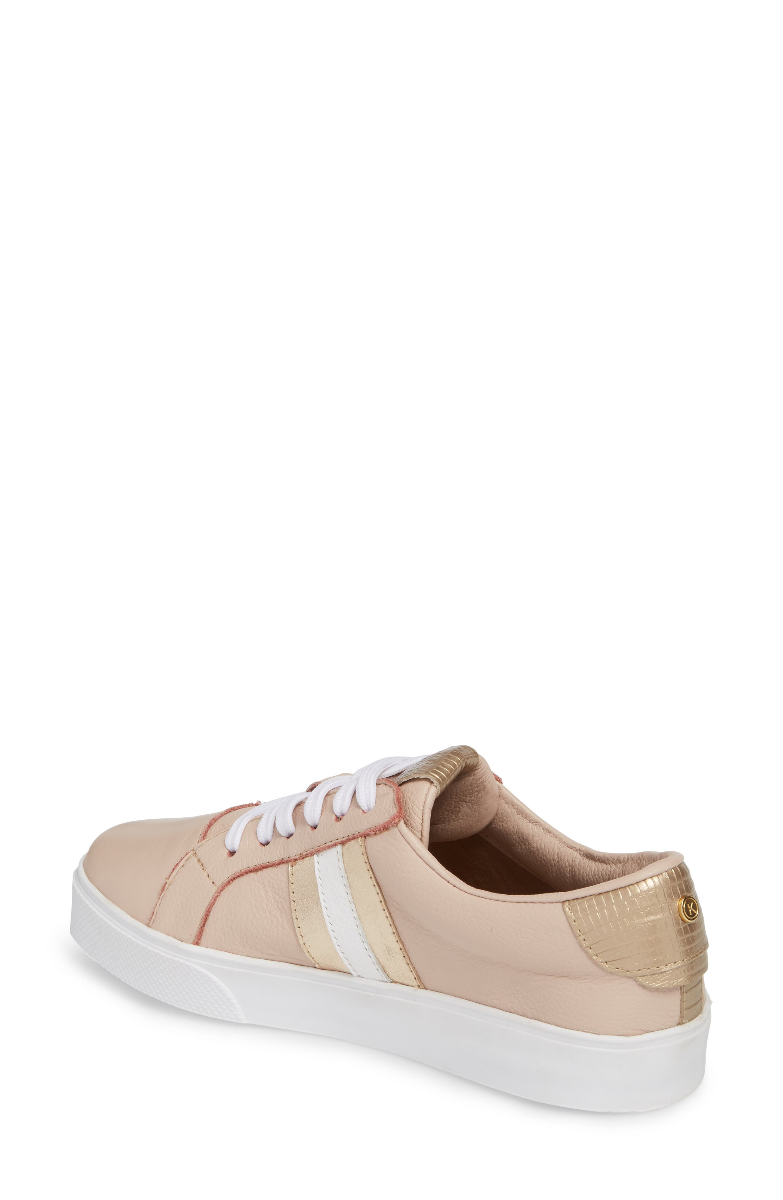 Tatacoa Low Top Sneaker,                             Alternate thumbnail 2, color,                             Blush