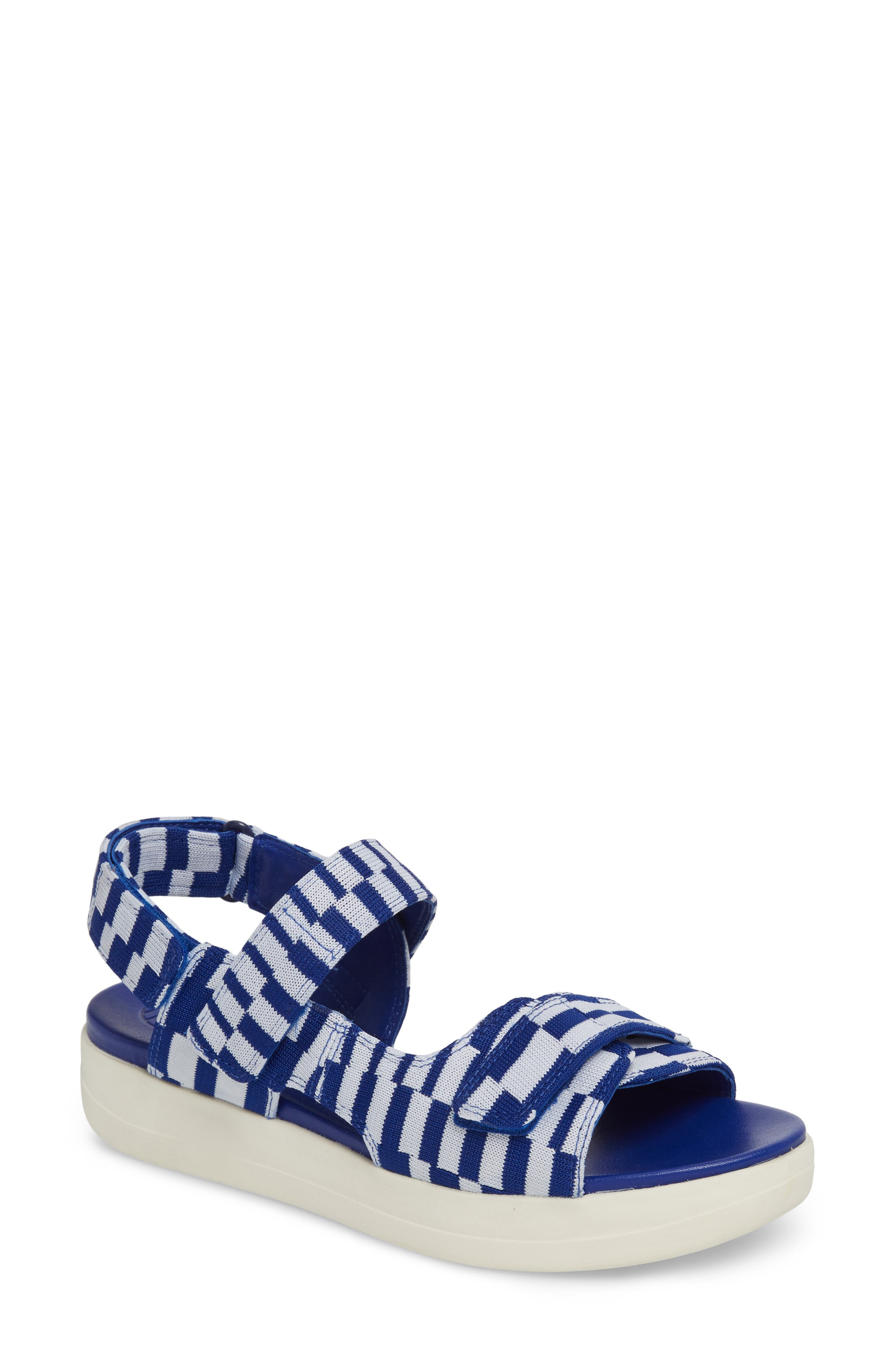 Tory Sport Flatform Sandal (Women)