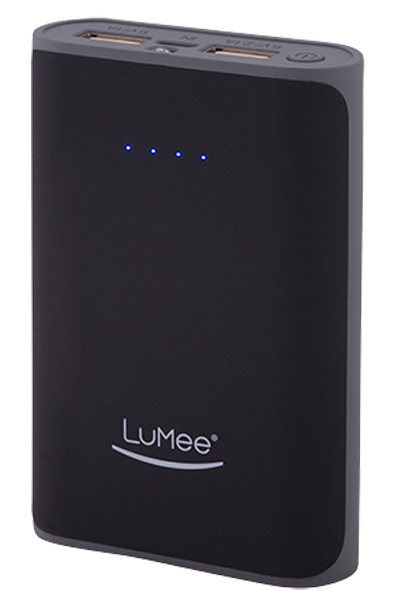 LuMee Power Bank Portable Mobile Device Charger