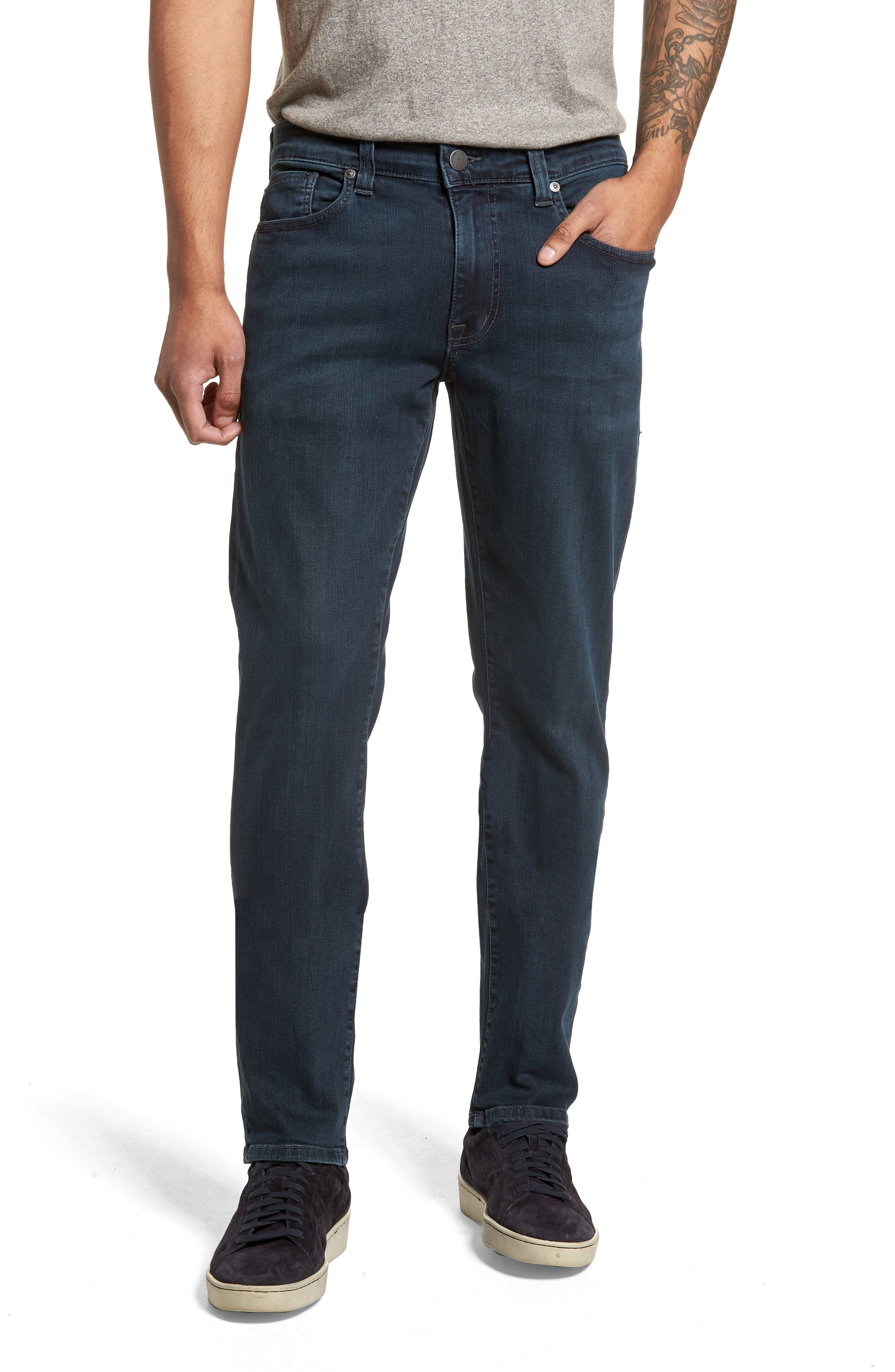 Alternate Image 1 Selected - Fidelity Denim Torino Slim Fit Jeans (Manchester)