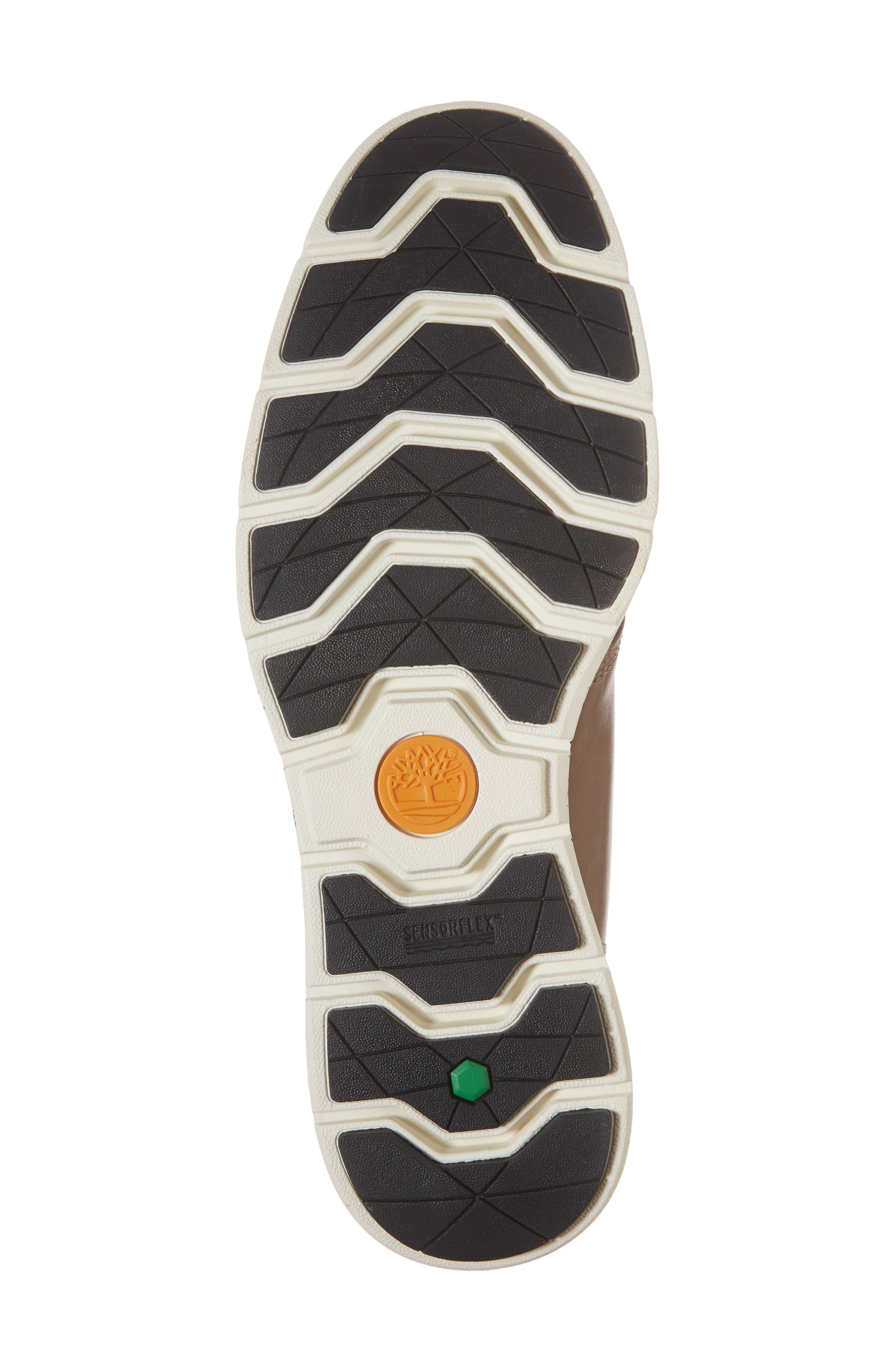 Killington Plain Toe Boot,                             Alternate thumbnail 6, color,                             Buckskin Leather