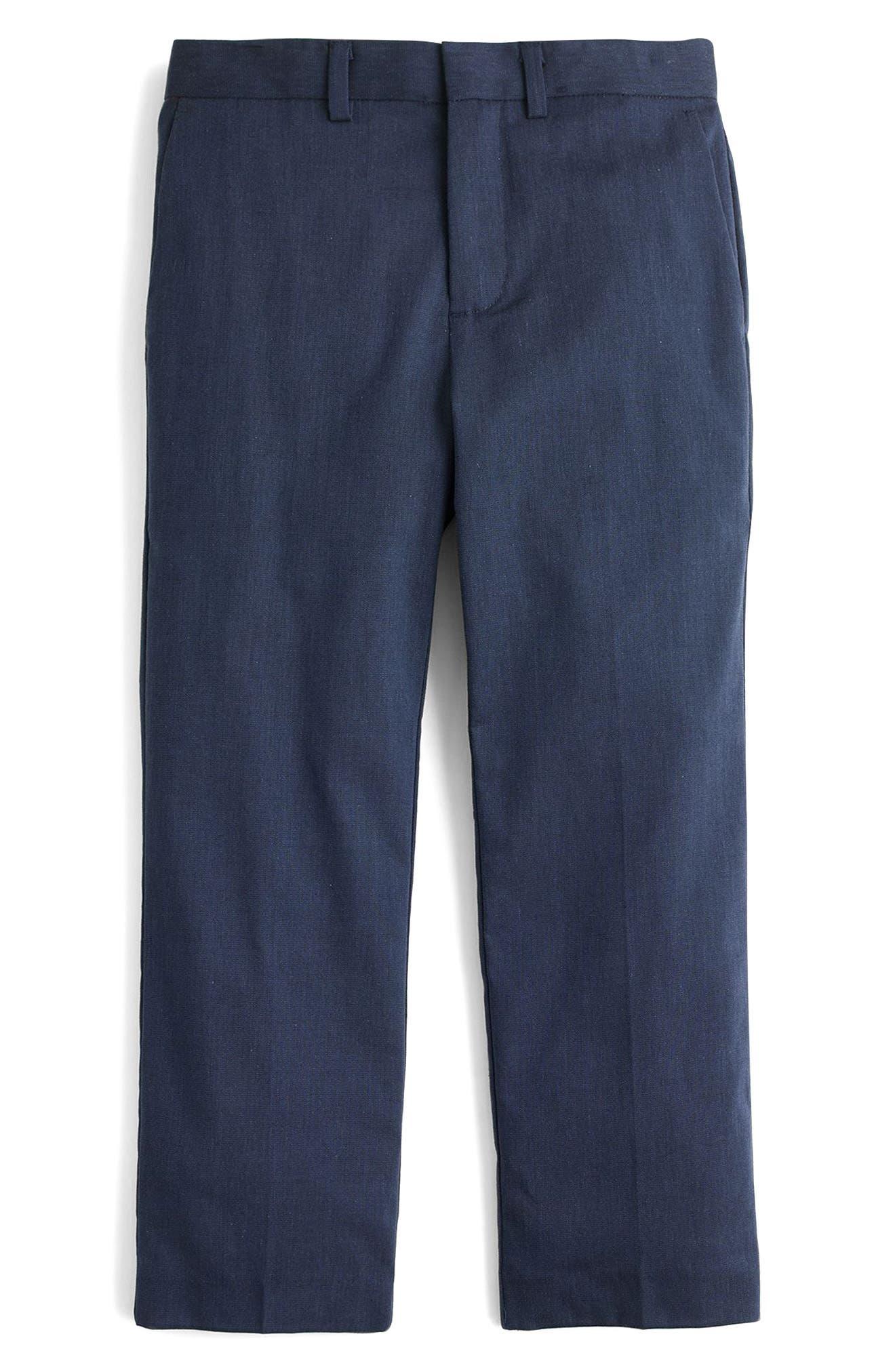 Ludlow Suit Pants,                         Main,                         color, Navy