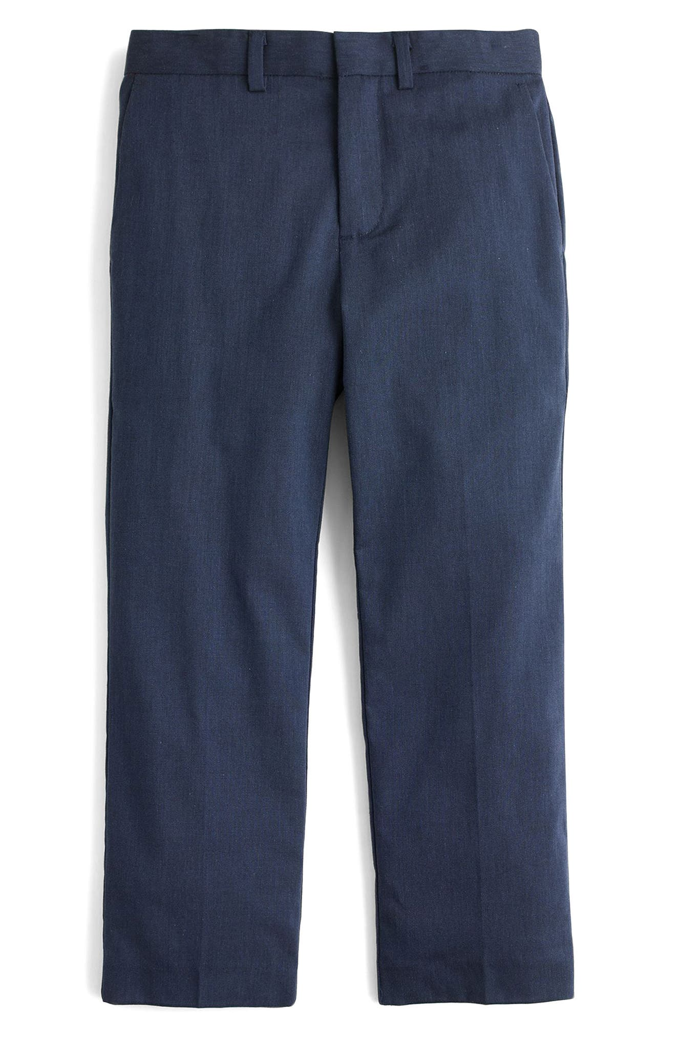 Ludlow Suit Pants,                         Main,                         color, Navy