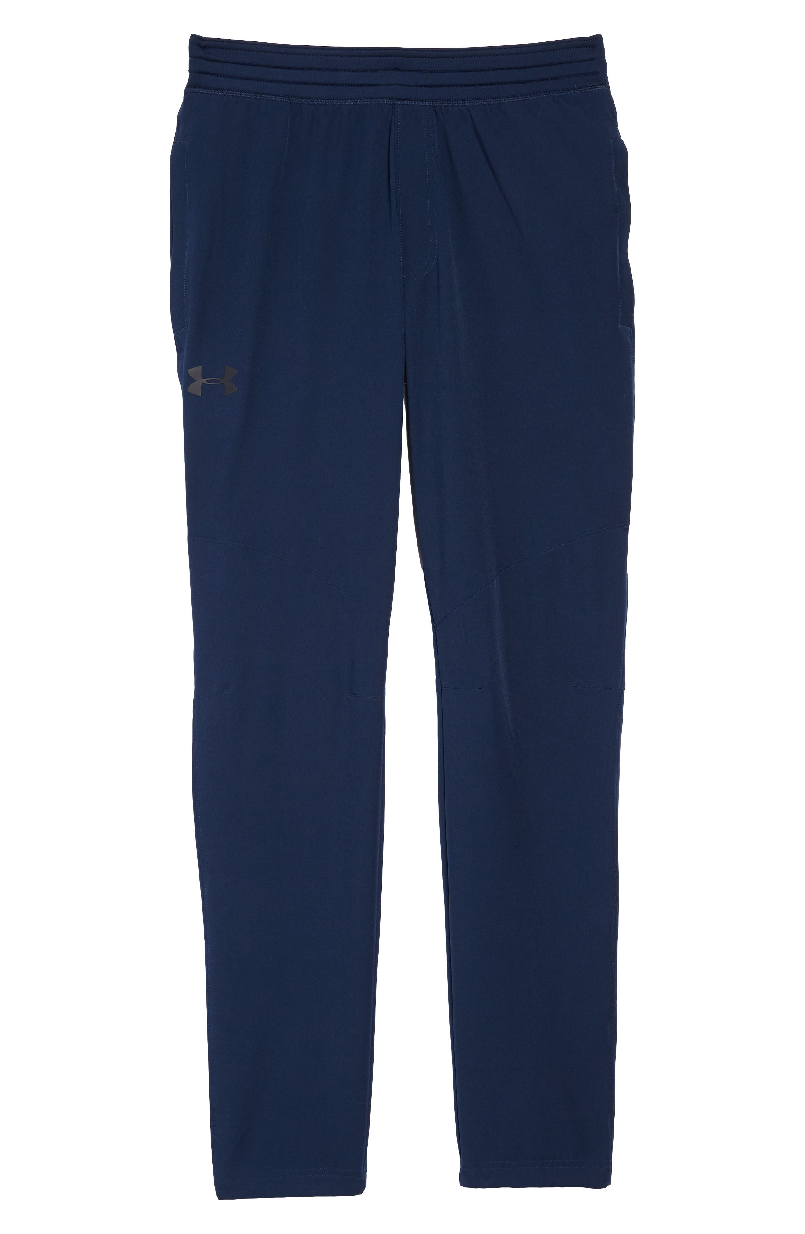 Alternate Image 2  - Under Armour Fitted Woven Training Pants