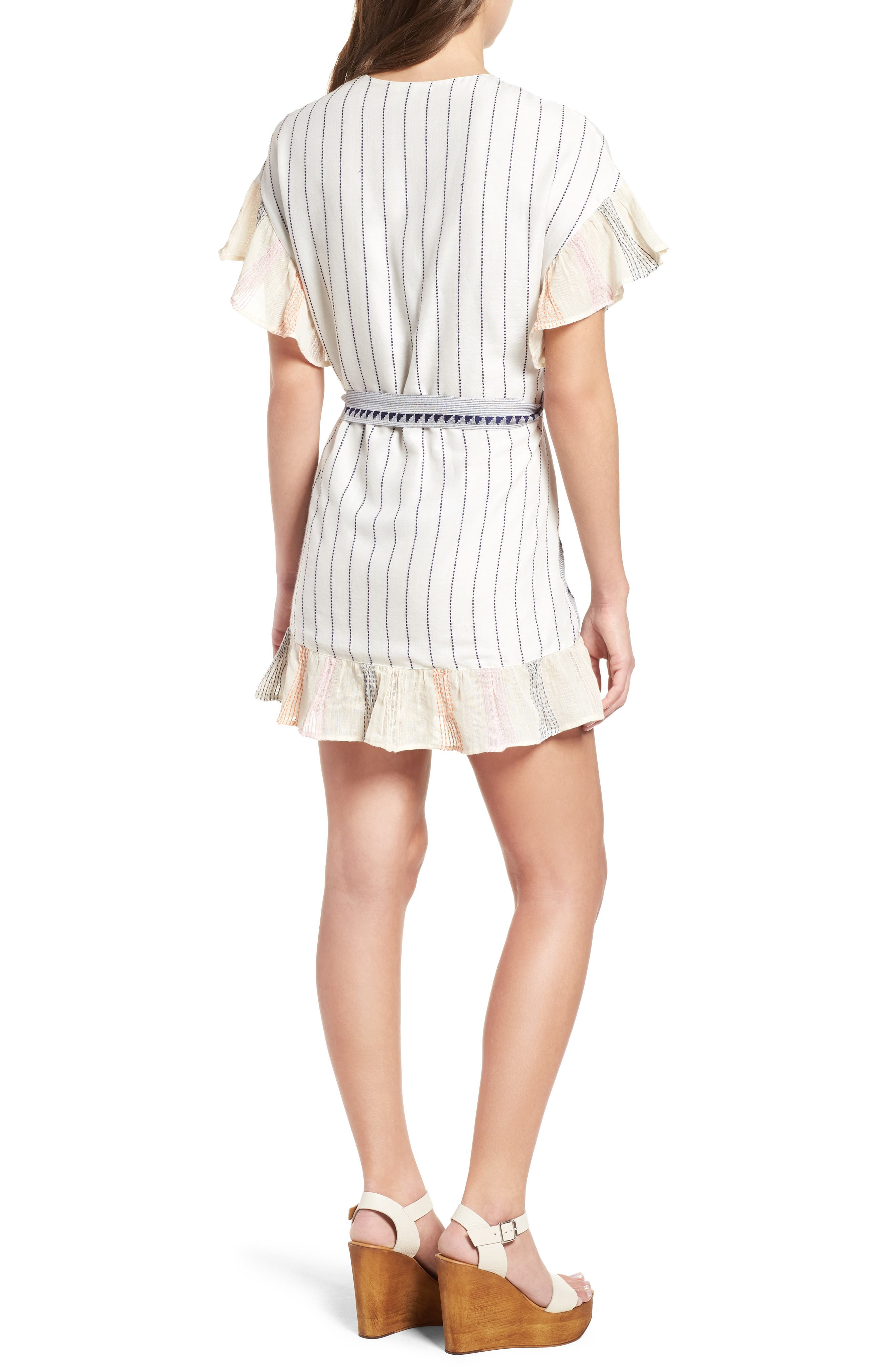 Alternate Image 2  - Tularosa Jenny Minidress