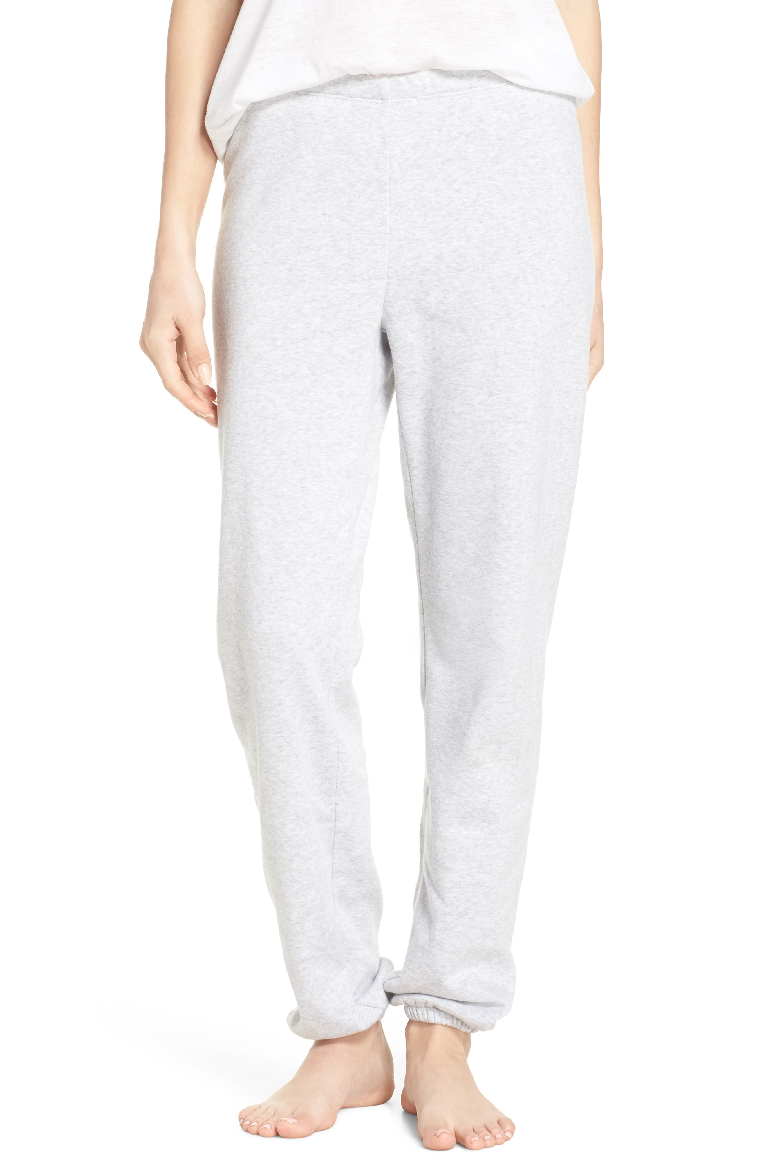 Make + Model Sleepy High Rise Lounge Jogger Pants