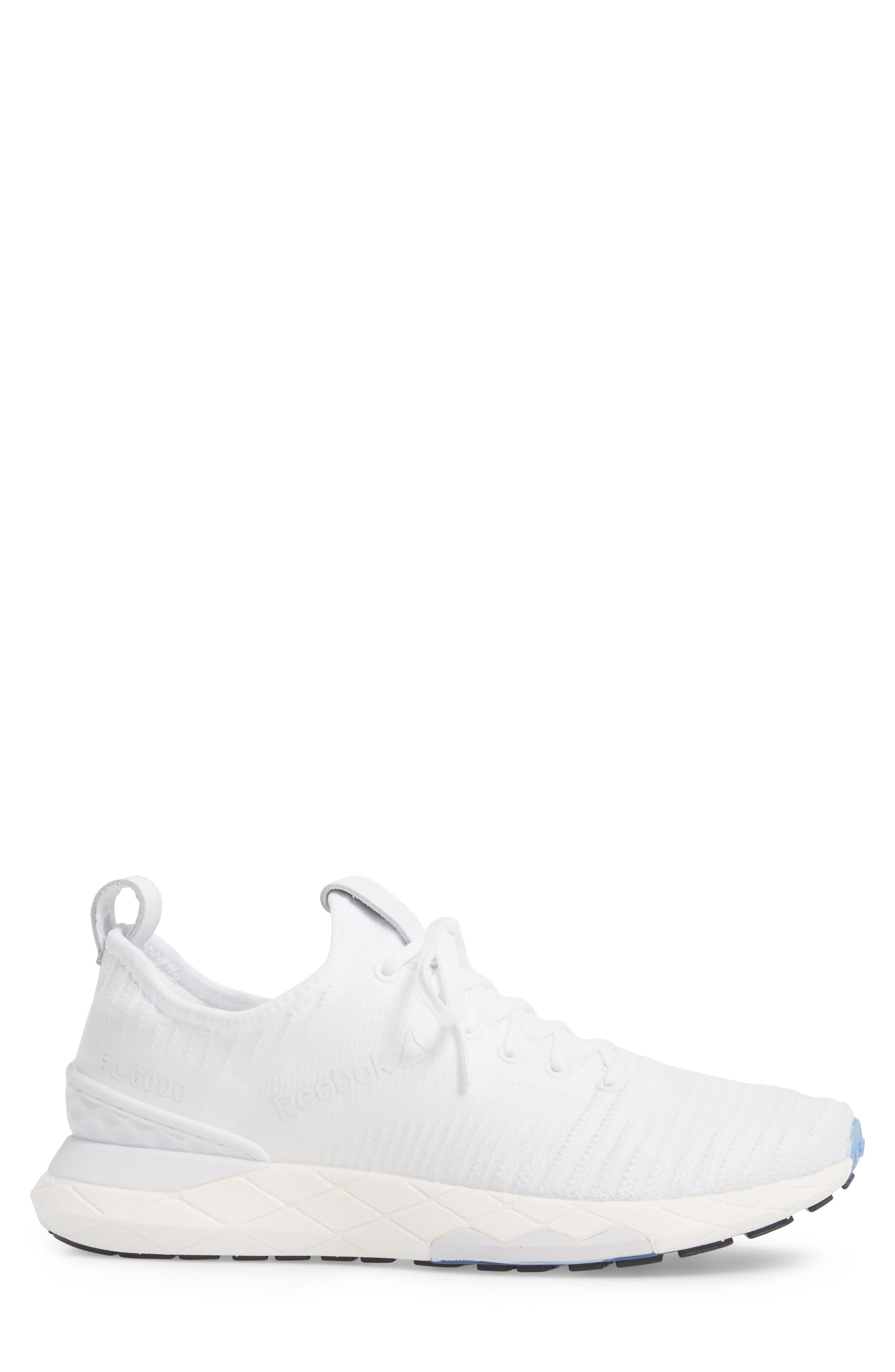 Floatride Run 6000 Running Shoe,                             Alternate thumbnail 3, color,                             White
