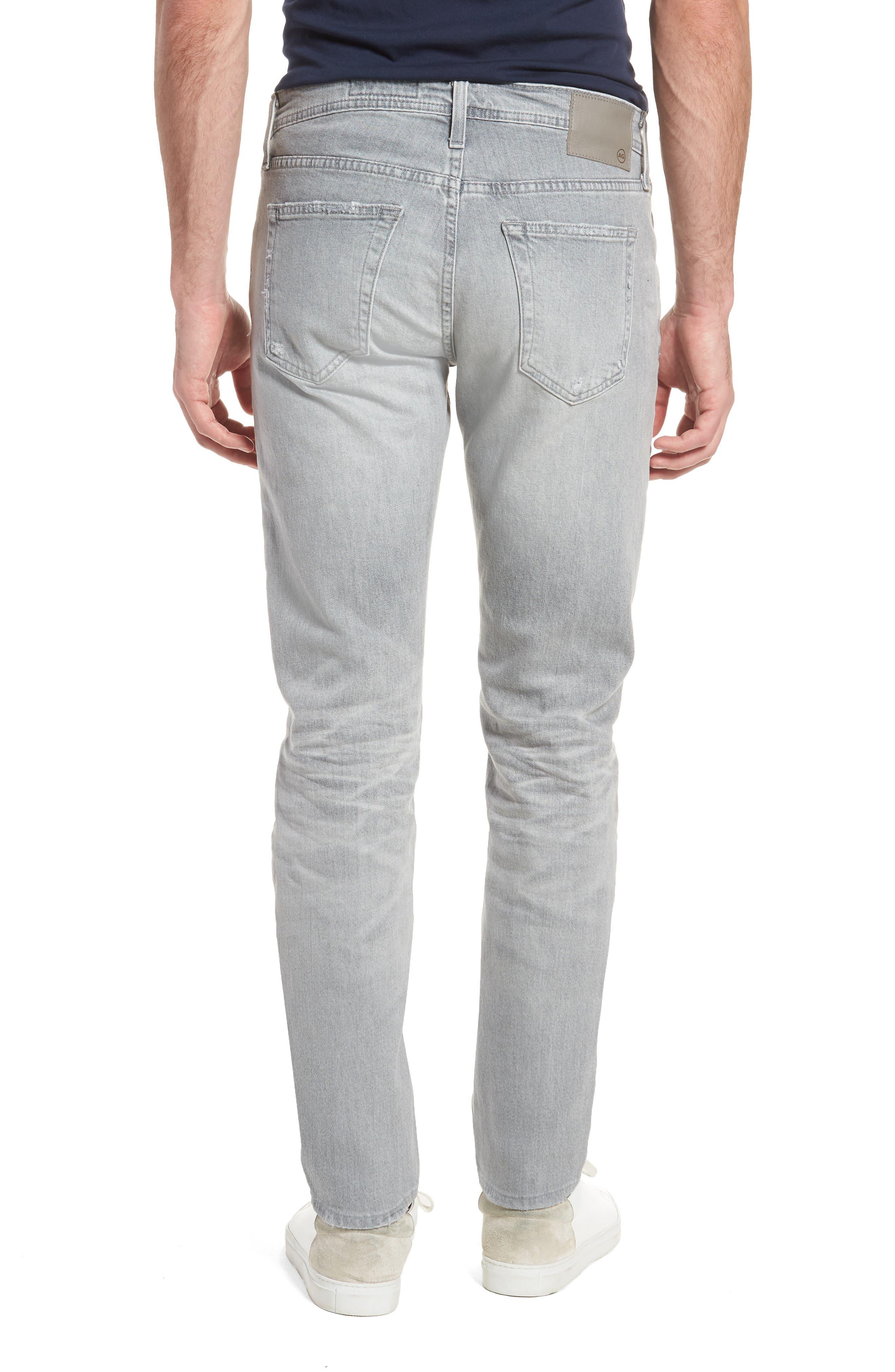 Tellis Slim Fit Jeans,                             Alternate thumbnail 2, color,                             21 Years Sketch