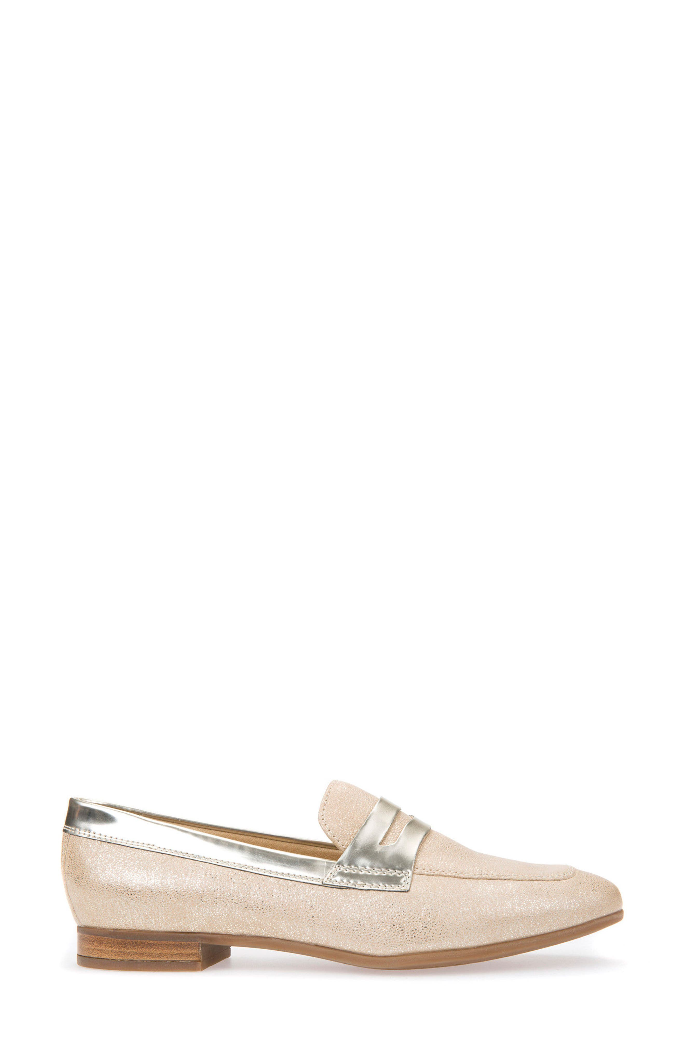 Alternate Image 3  - Geox Marlyna Penny Loafer (Women)