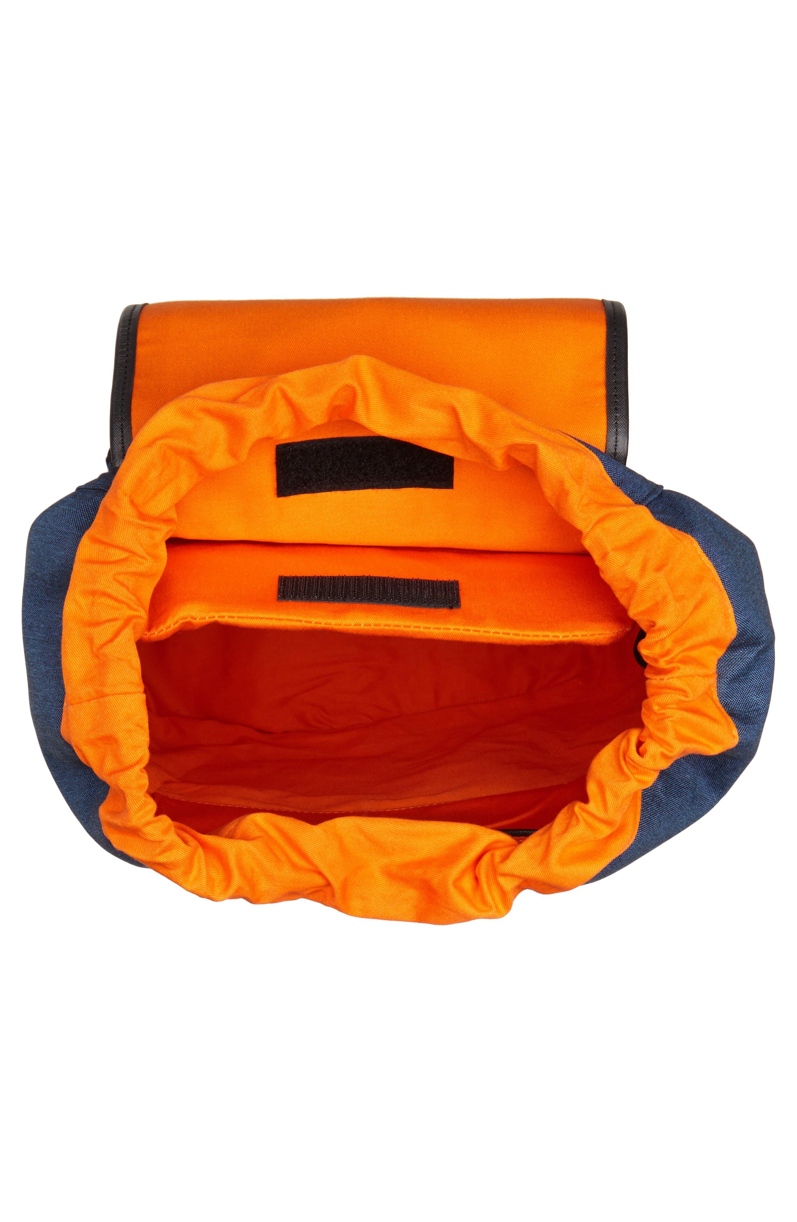 Rayman Backpack,                             Alternate thumbnail 4, color,                             Blue