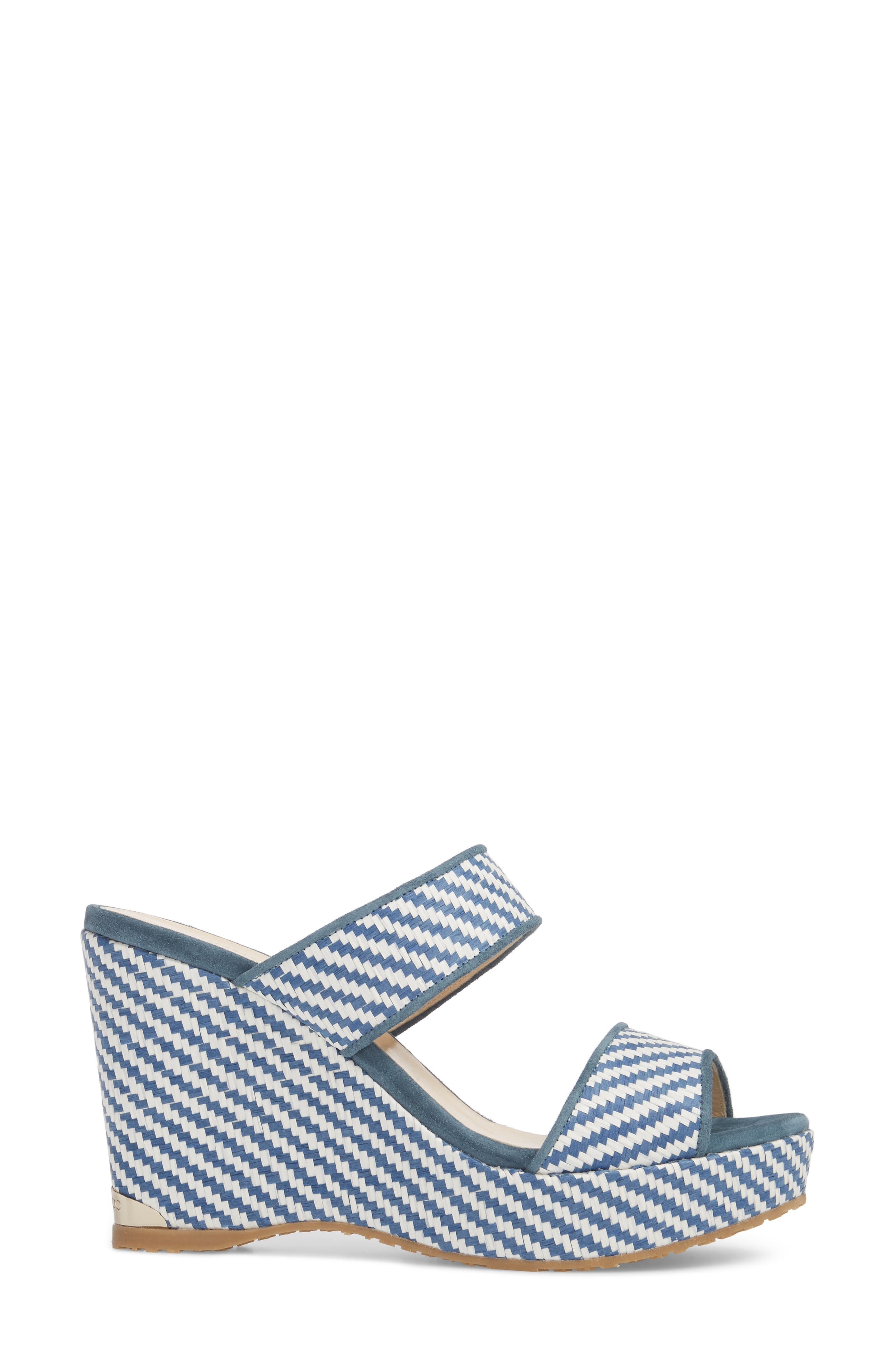 Alternate Image 3  - Jimmy Choo Parker Platform Wedge (Women)