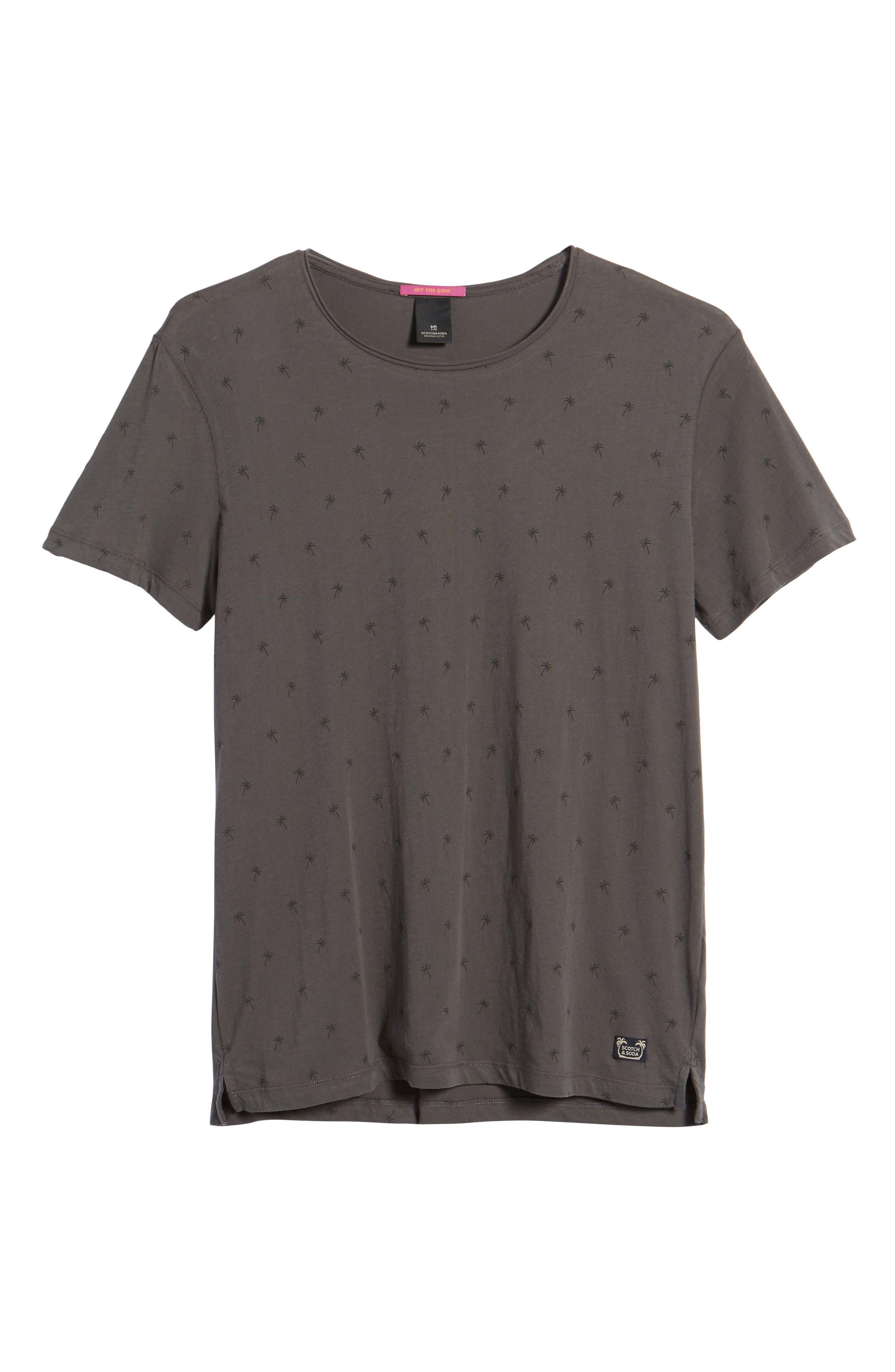 Lightweight T-Shirt,                             Alternate thumbnail 6, color,                             Combo D