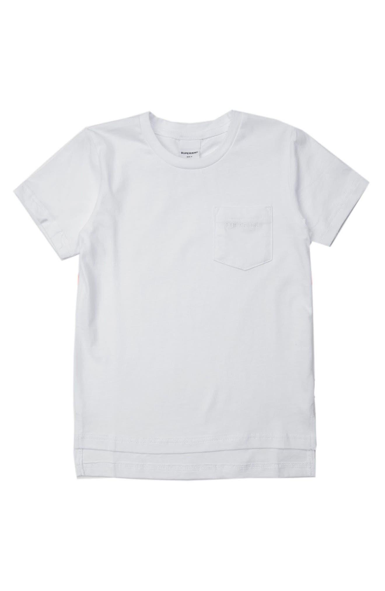 Brycen T-Shirt,                             Main thumbnail 1, color,                             White