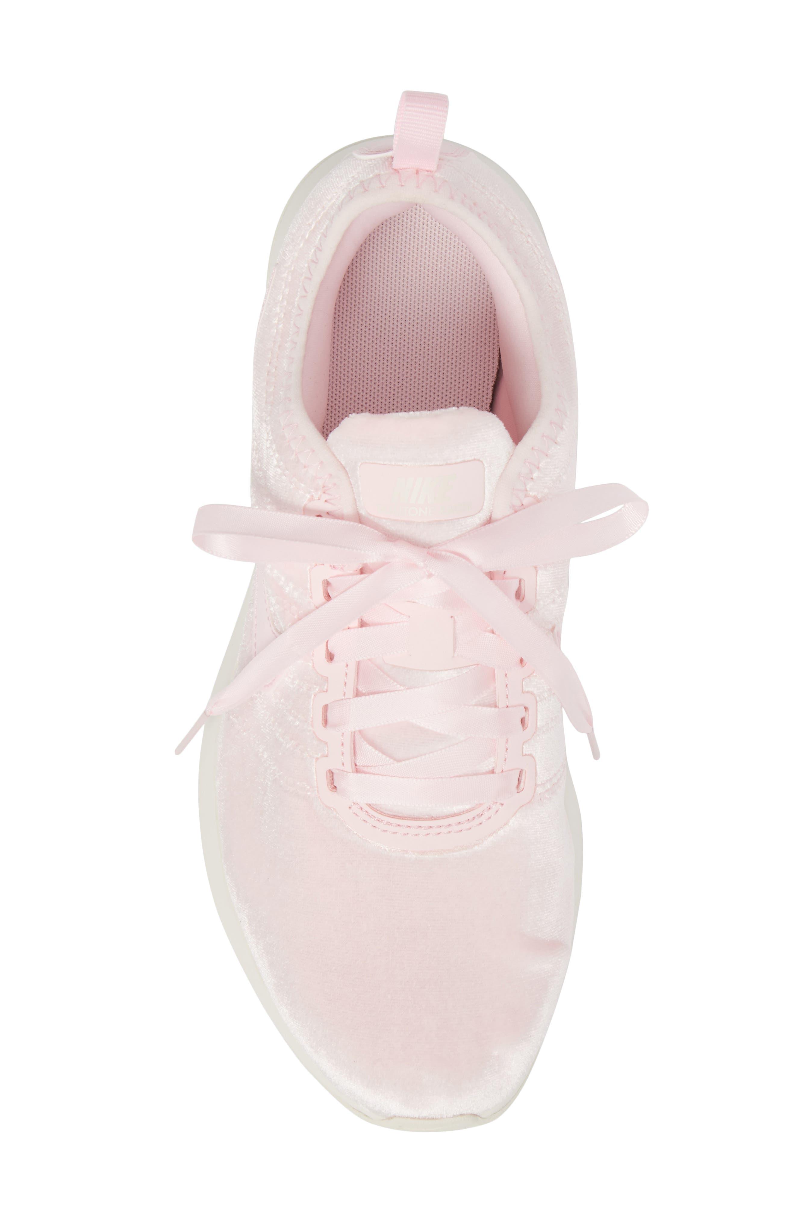 Dualtone Racer SE Sneaker,                             Alternate thumbnail 5, color,                             Arctic Pink/ Arctic Pink/ Sail